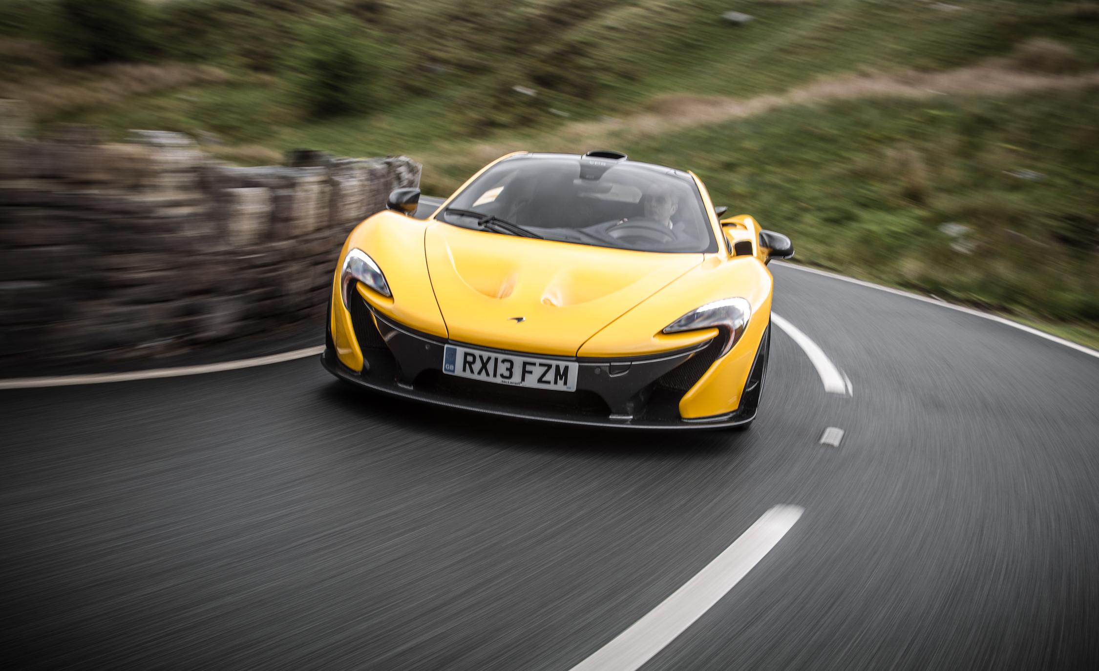 2014 McLaren P (View 39 of 53)