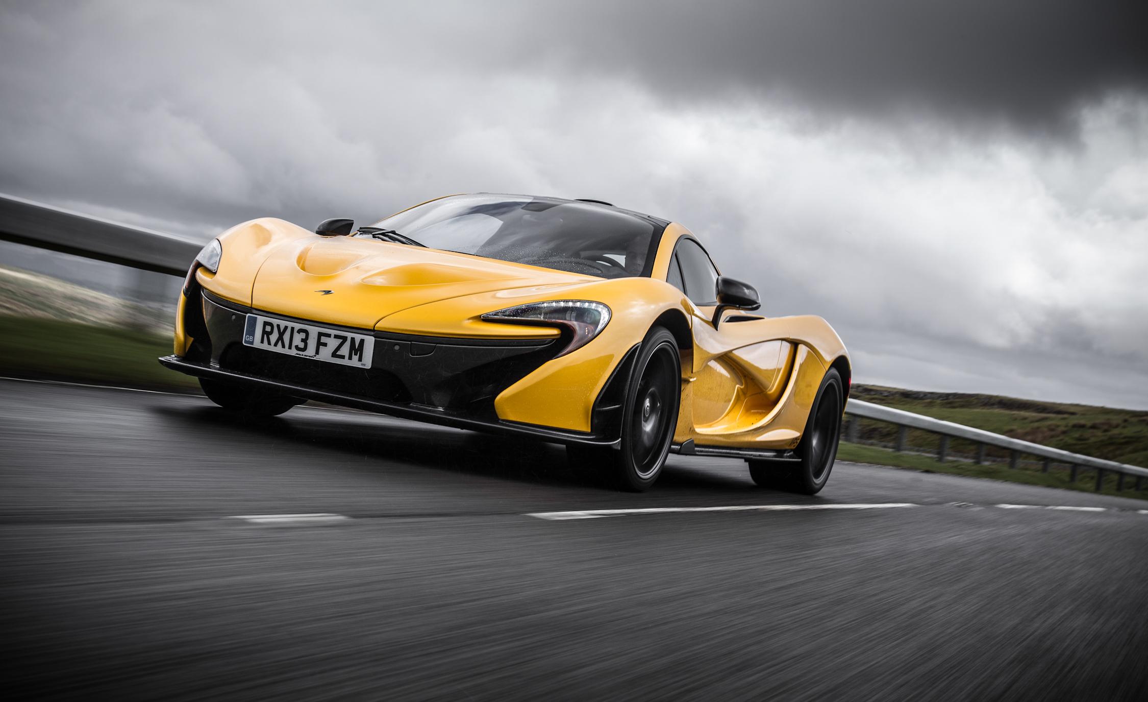 2014 McLaren P (View 38 of 53)