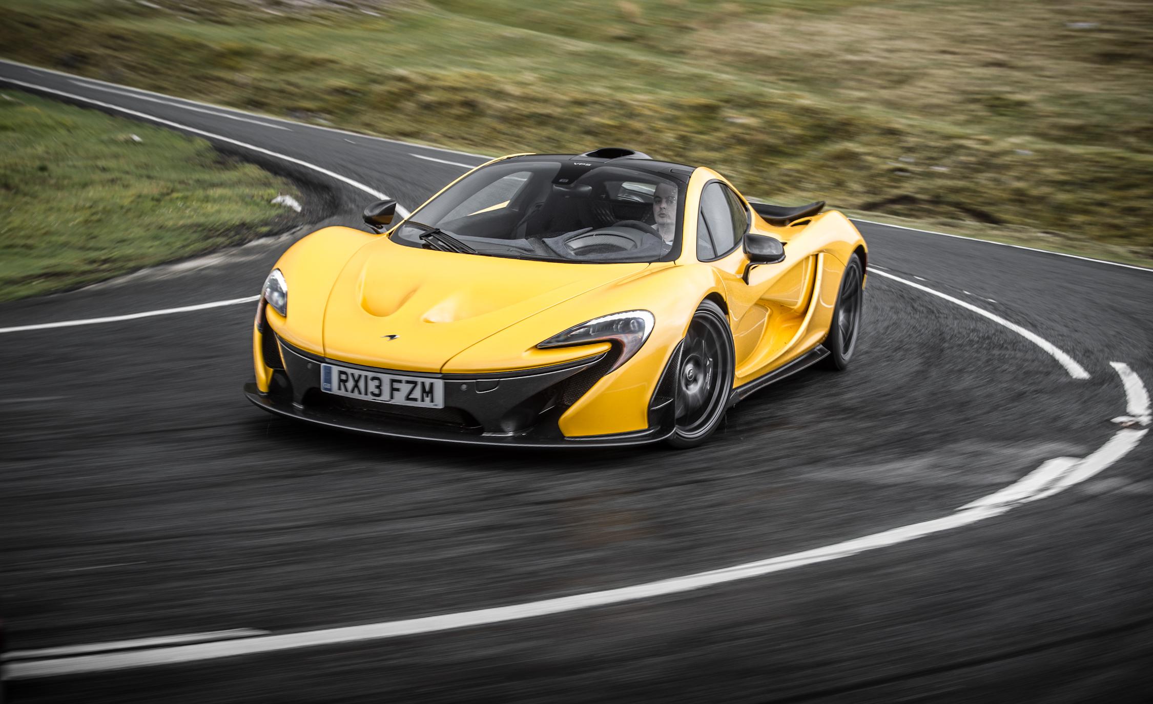 2014 McLaren P (View 37 of 53)