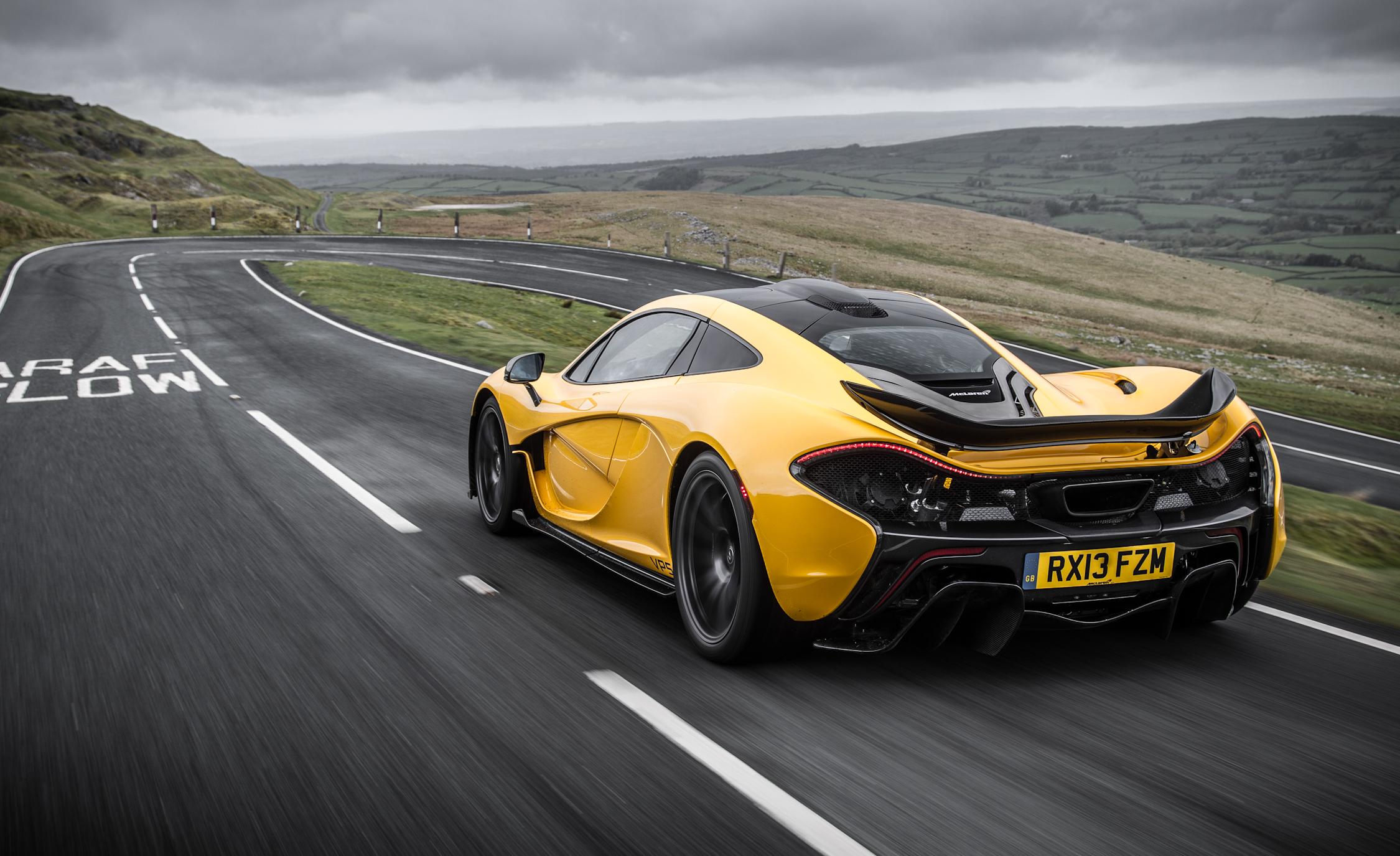 2014 McLaren P (View 35 of 53)
