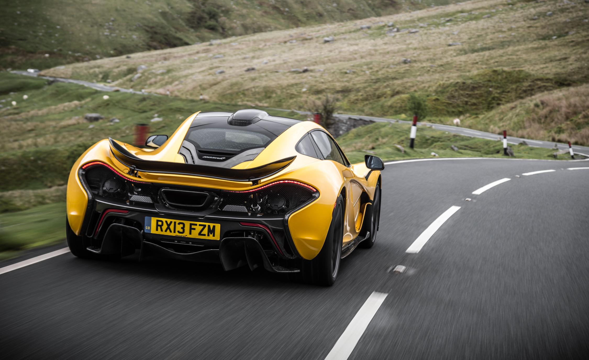 2014 McLaren P (View 34 of 53)