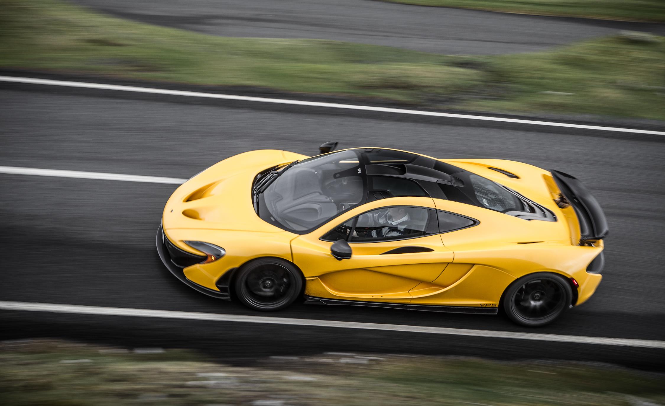 2014 McLaren P (View 32 of 53)