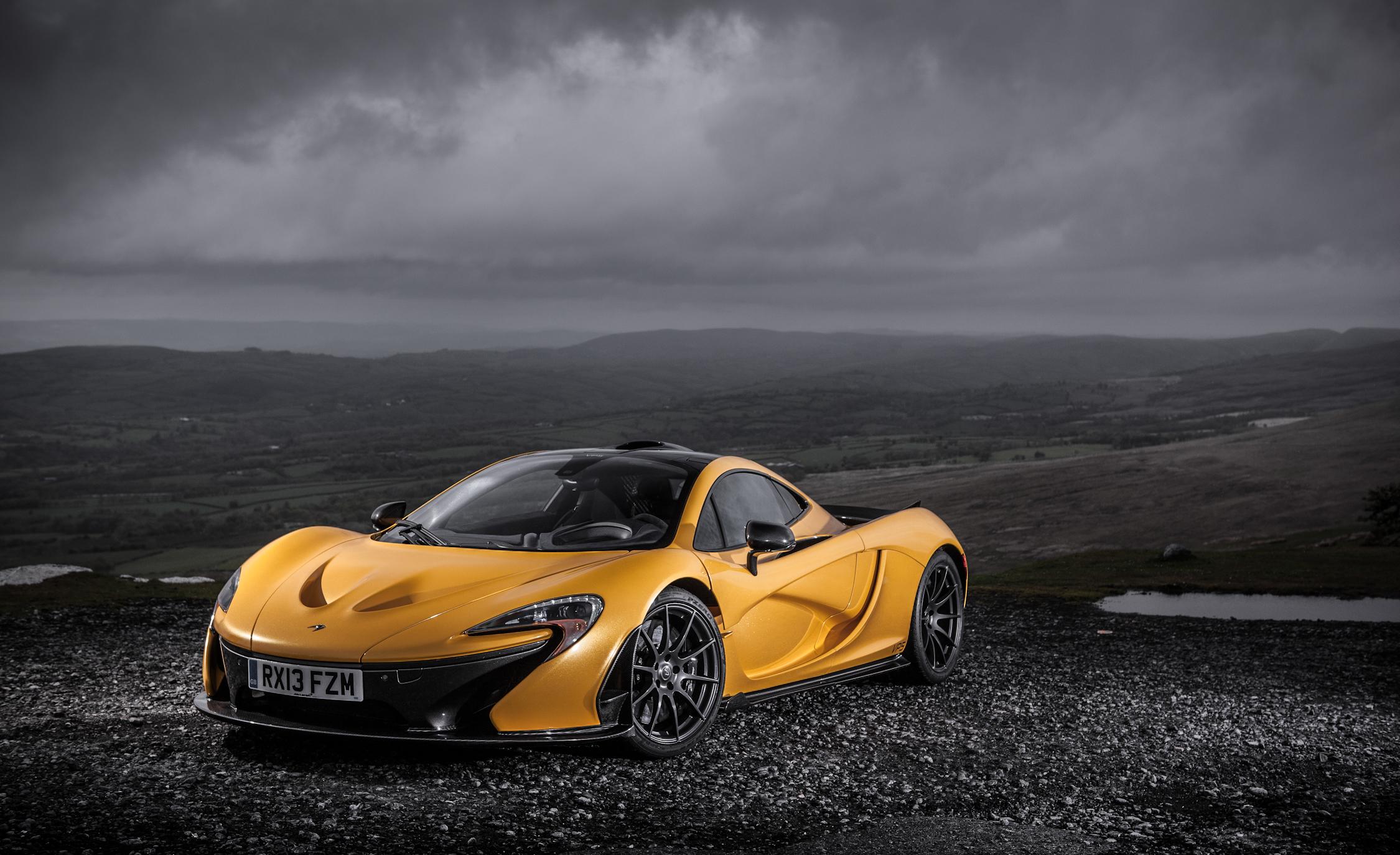 2014 McLaren P (View 30 of 53)