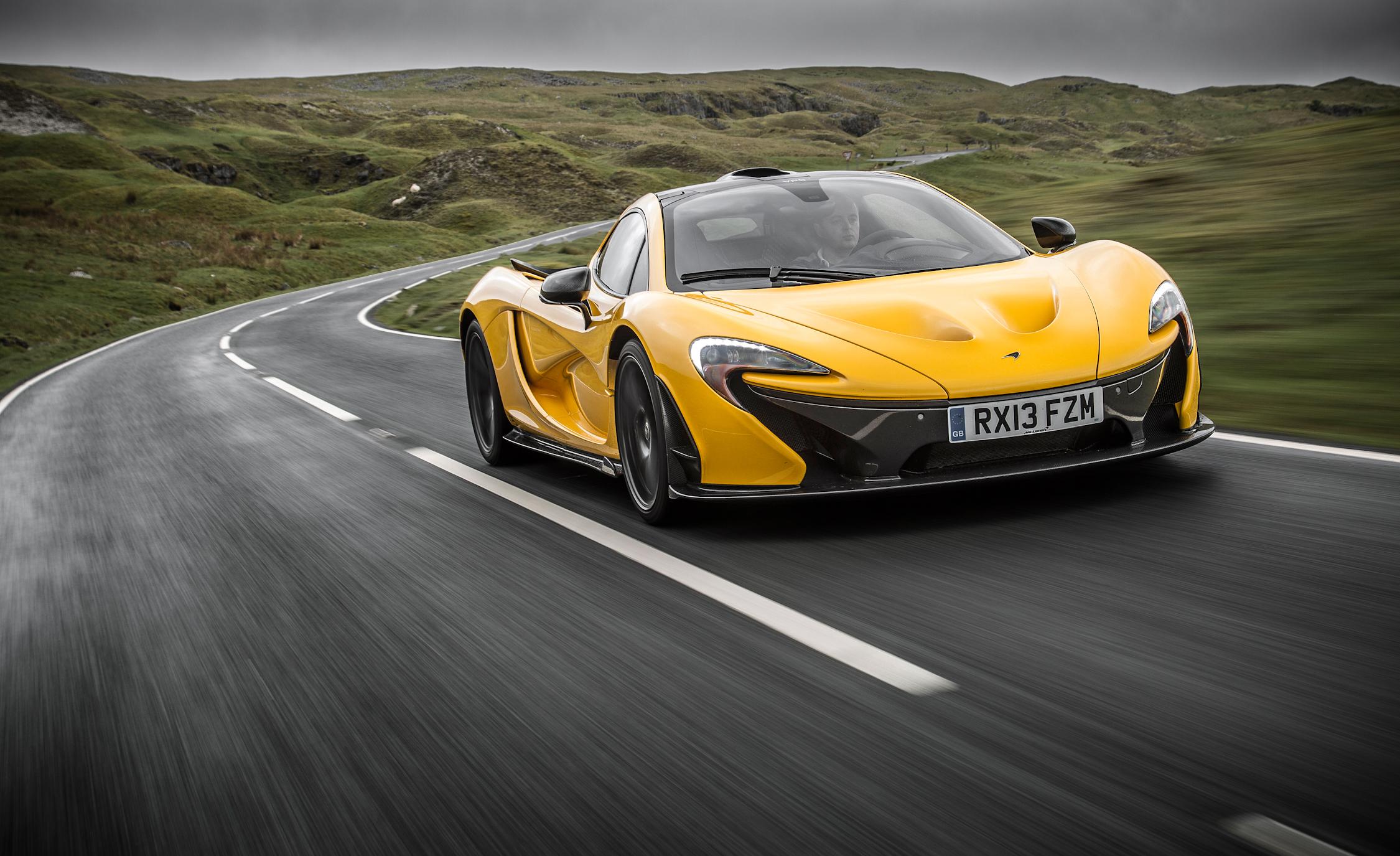 2014 McLaren P (View 29 of 53)