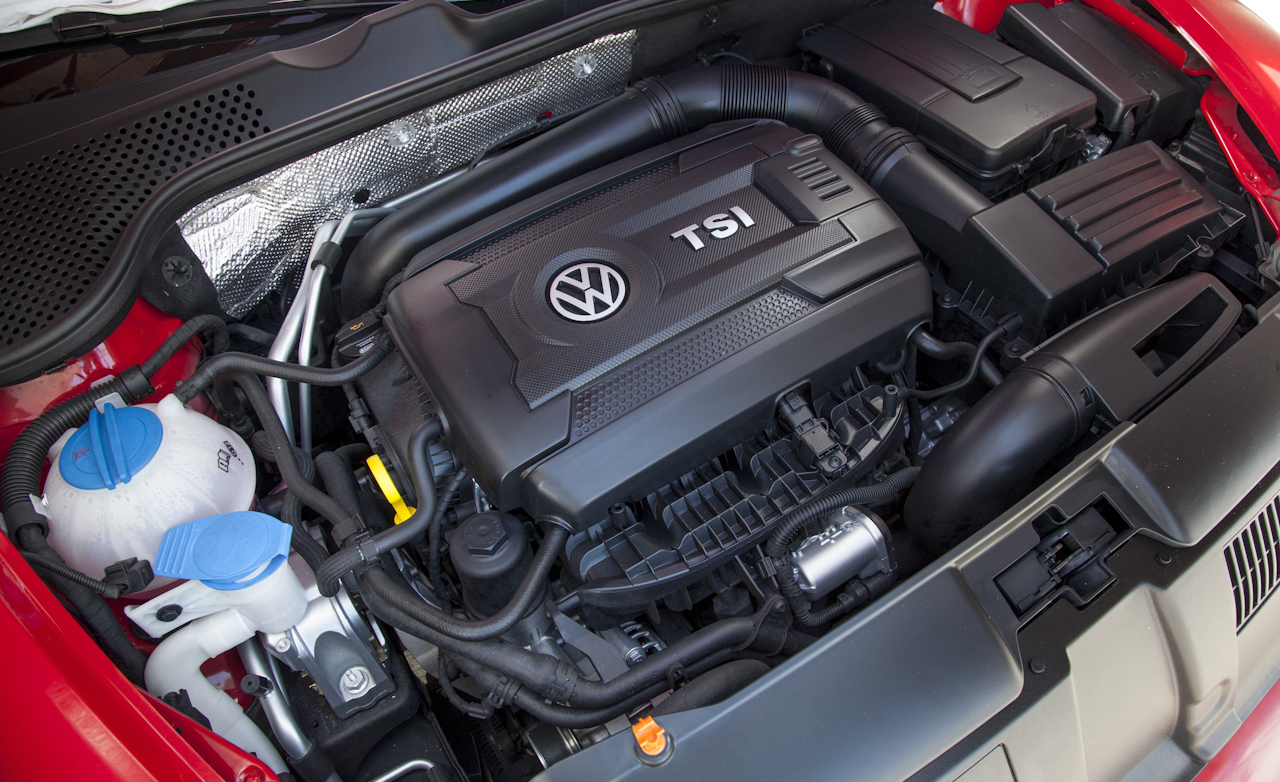 2014 Volkswagen Beetle R Line Coupe Turbocharged (Photo 13 of 13)