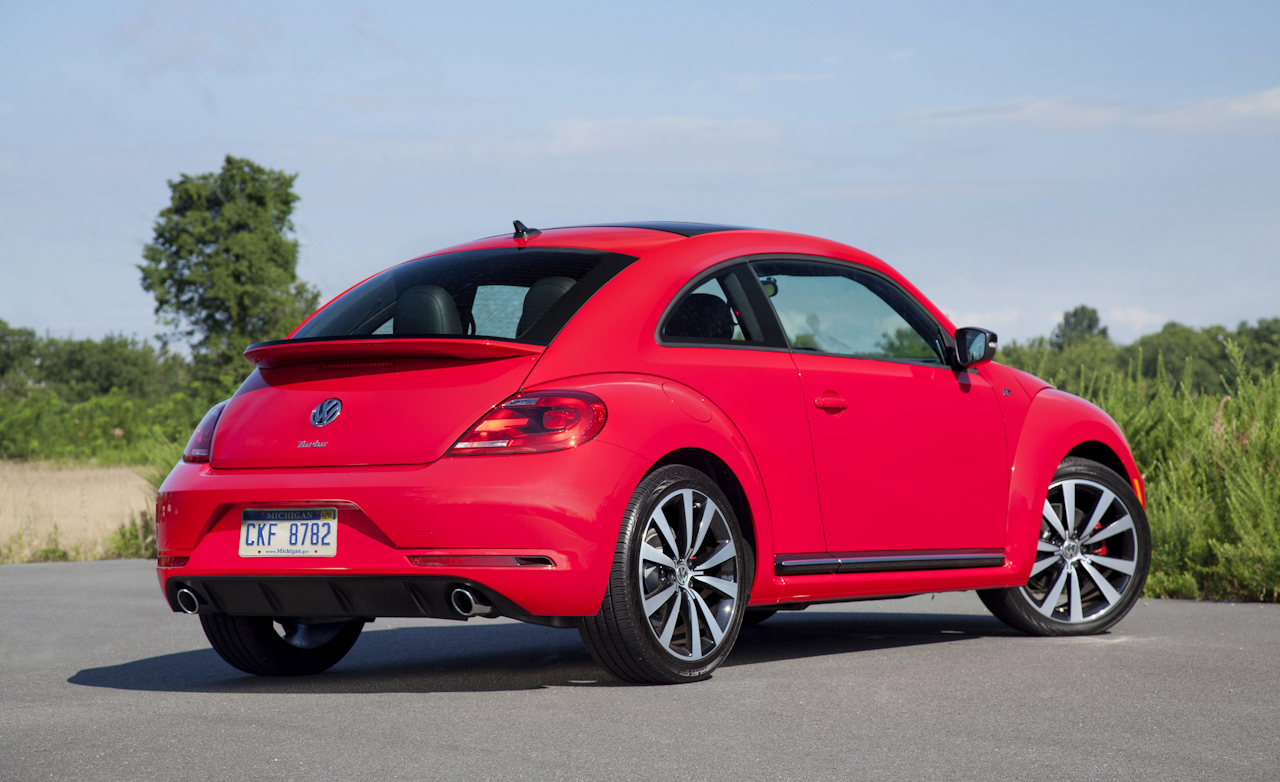 2014 Volkswagen Beetle R Line Coupe (Photo 2 of 13)