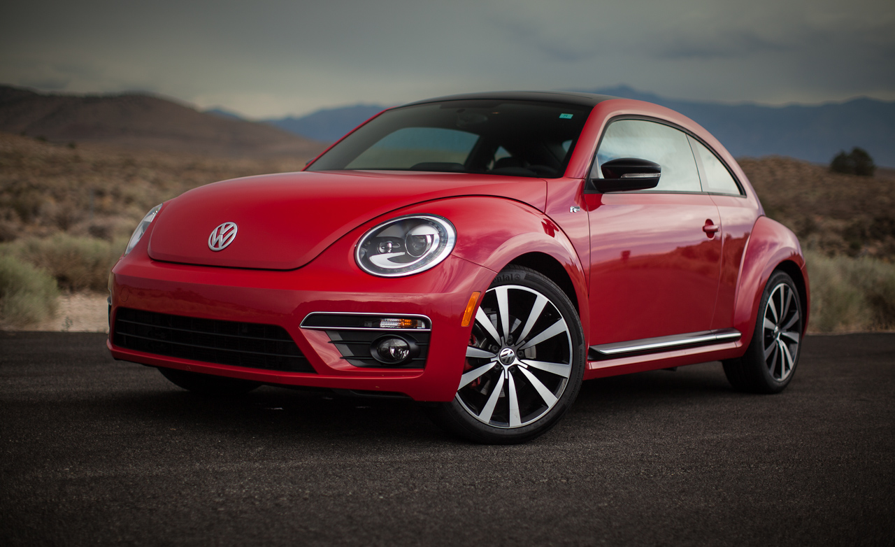 2014 Volkswagen Beetle R Line Coupe (Photo 3 of 13)