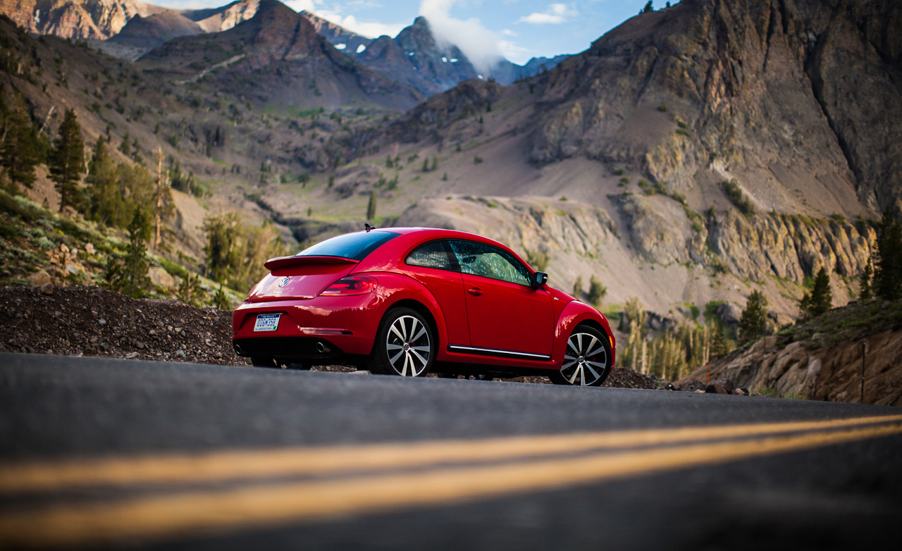 2014 Volkswagen Beetle R Line Coupe (Photo 5 of 13)