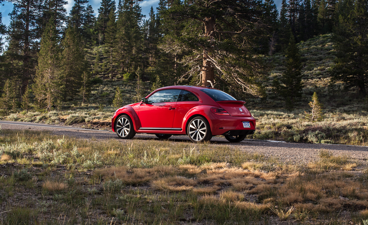 2014 Volkswagen Beetle R Line Coupe (Photo 6 of 13)