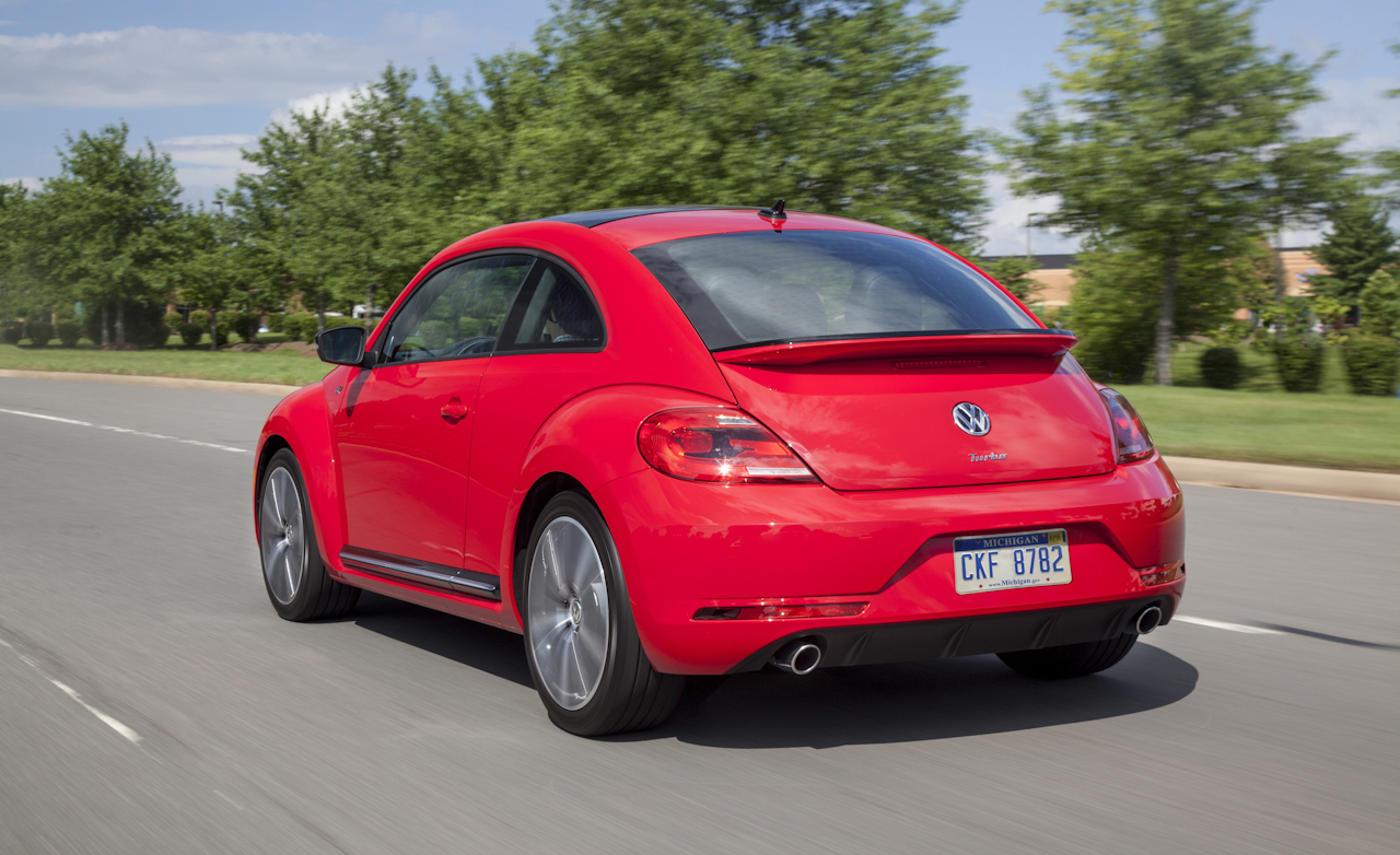 2014 Volkswagen Beetle R Line Coupe (Photo 9 of 13)