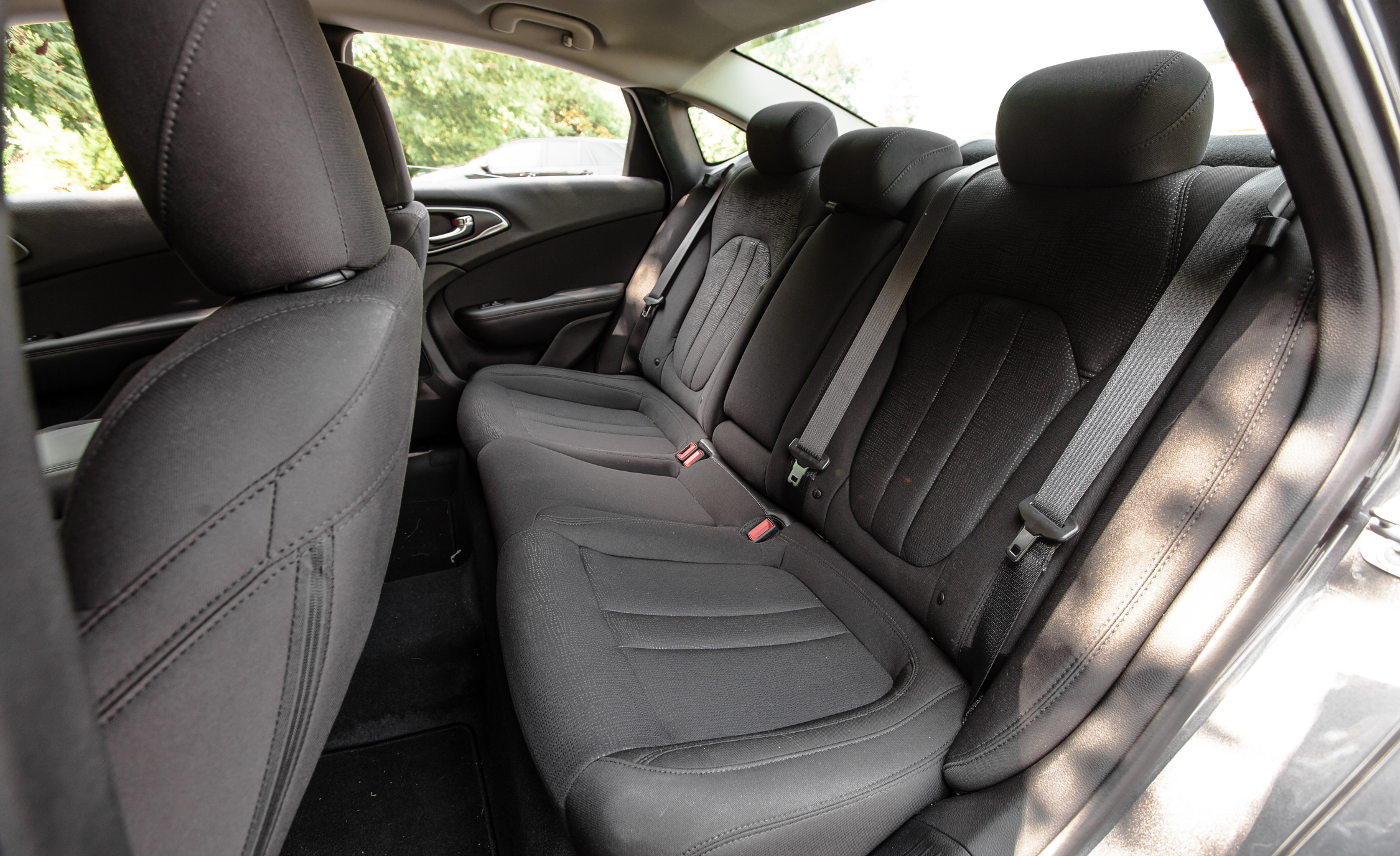 2015 Chrysler 200 Limited Interior (View 8 of 19)