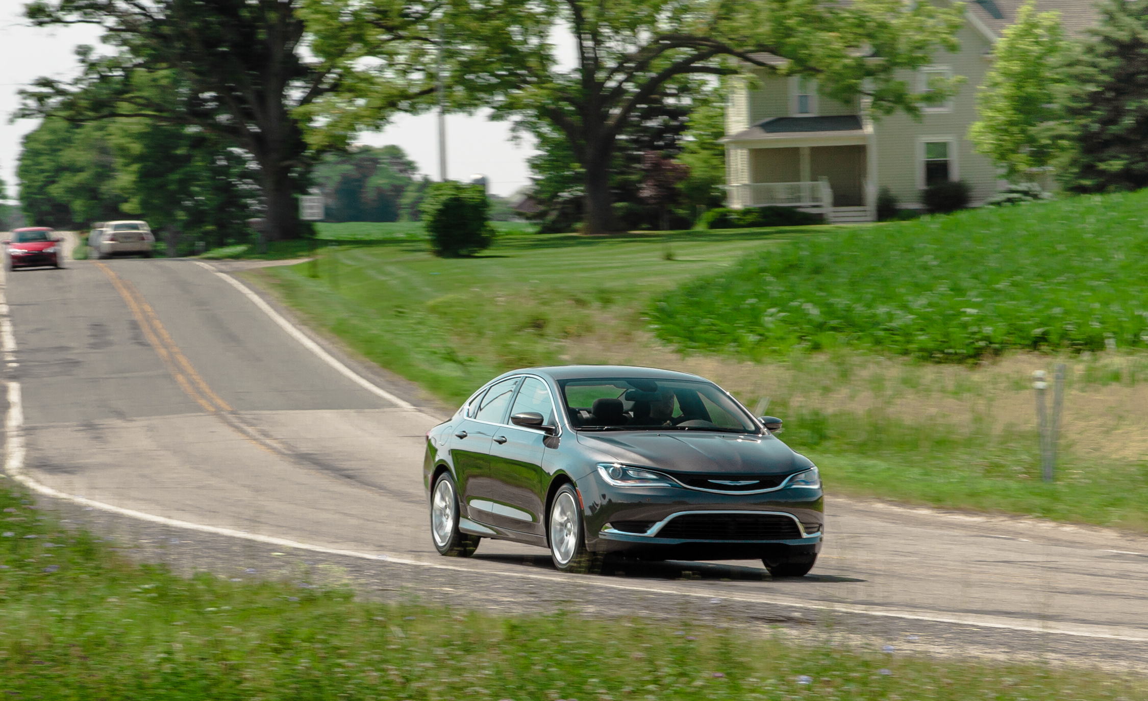2015 Chrysler 200 Limited (View 12 of 19)