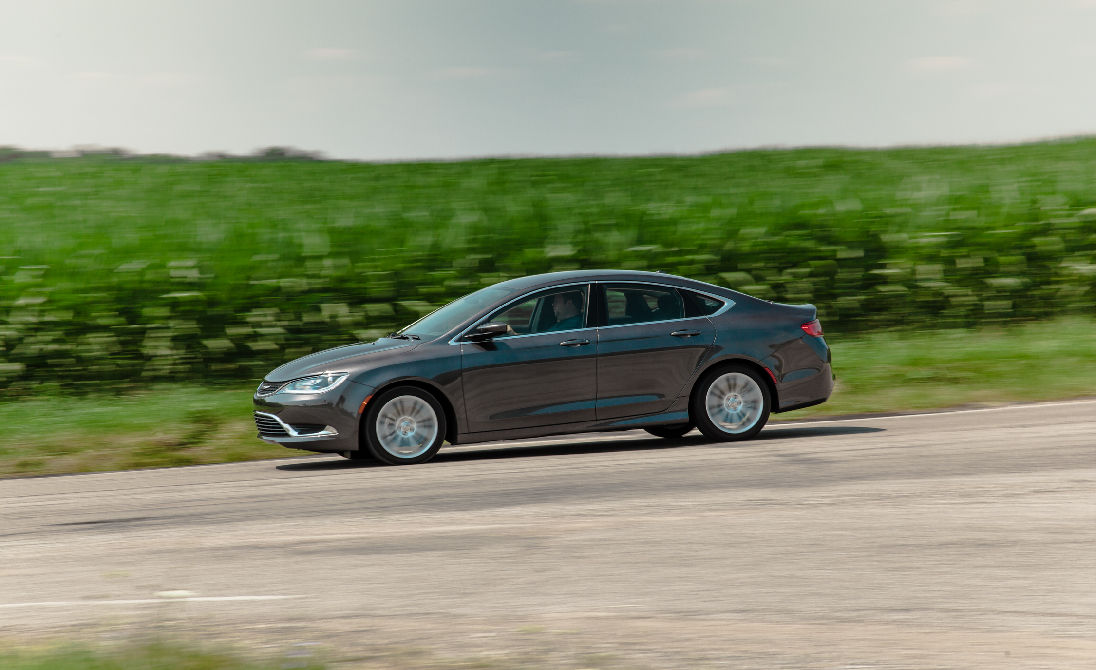 2015 Chrysler 200 Limited (View 16 of 19)