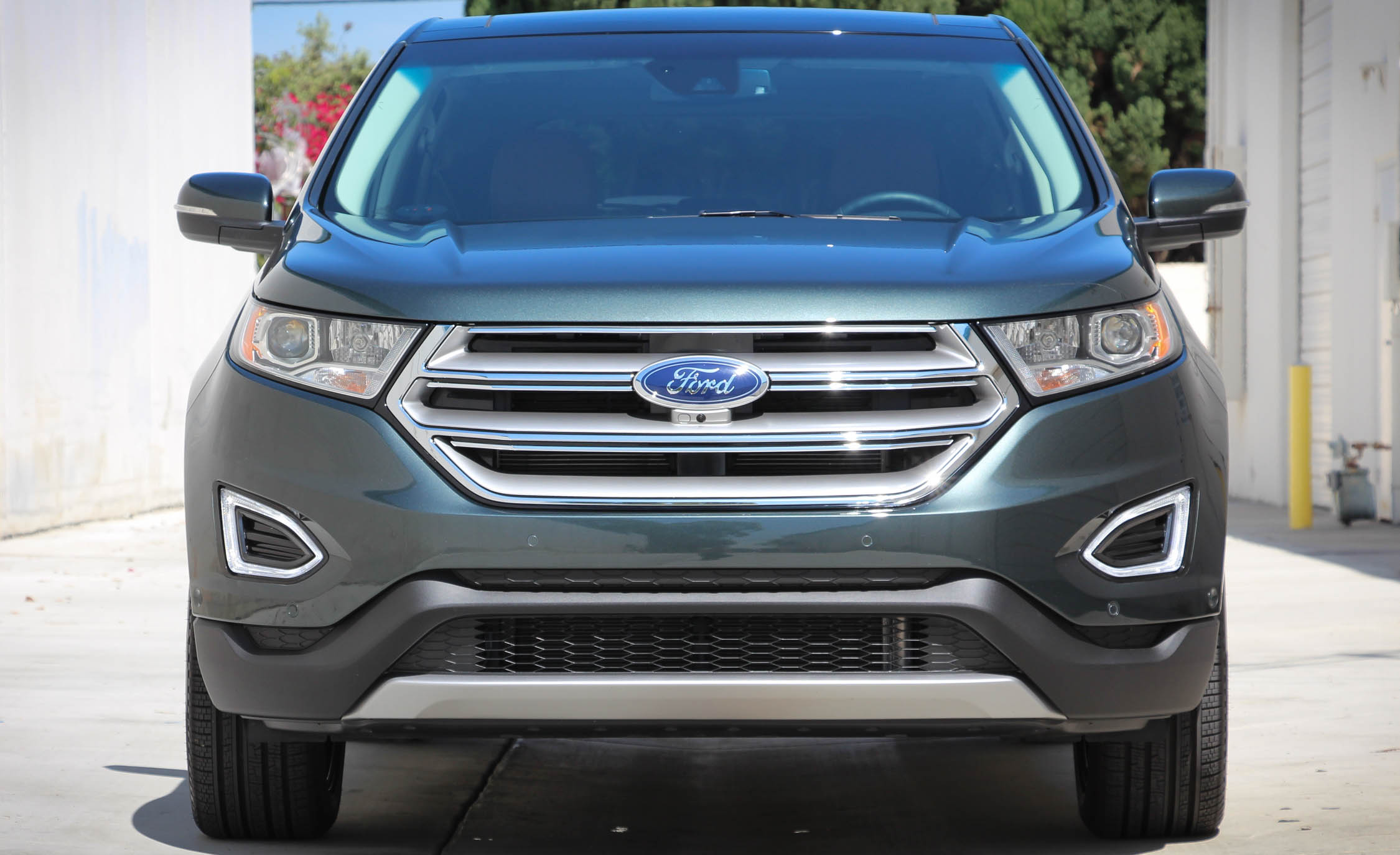 2015 Ford Edge  (Photo 11 of 19)
