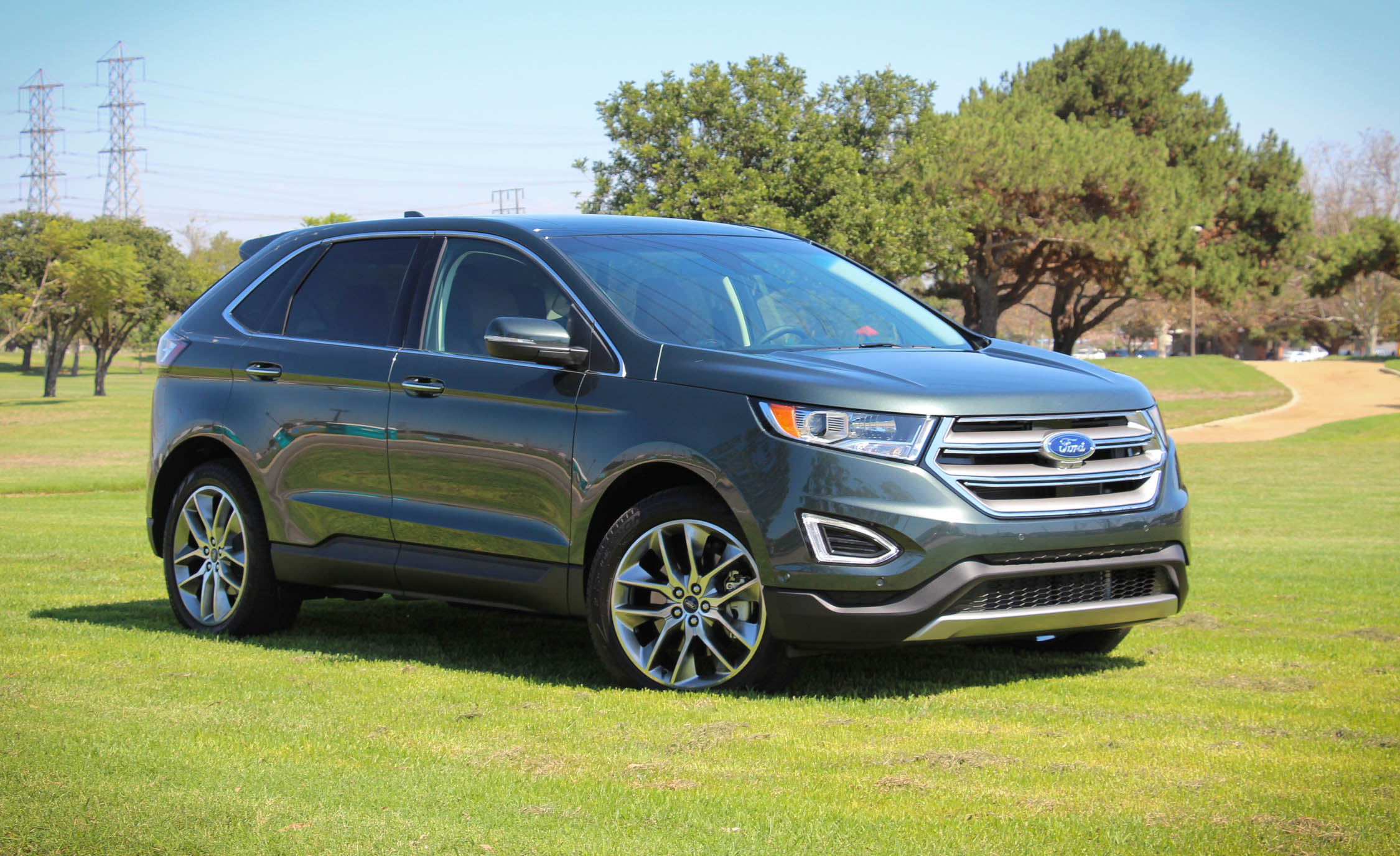 2015 Ford Edge  (Photo 8 of 19)