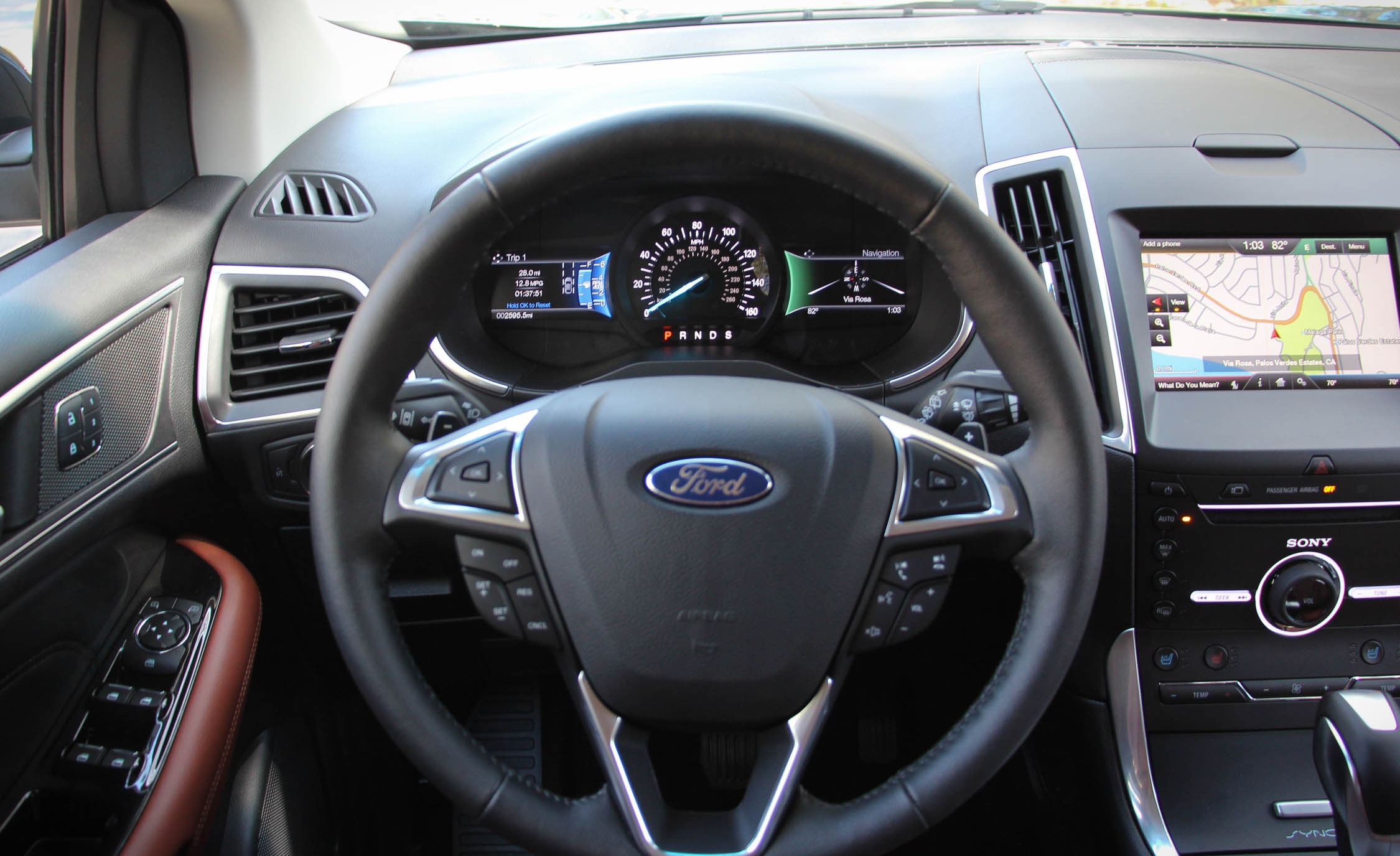 2015 Ford Edge  (Photo 17 of 19)