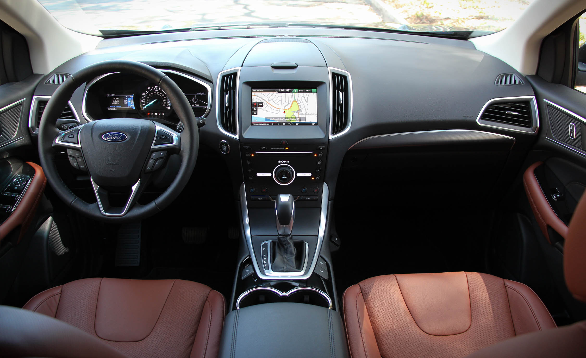 2015 Ford Edge  (Photo 12 of 19)