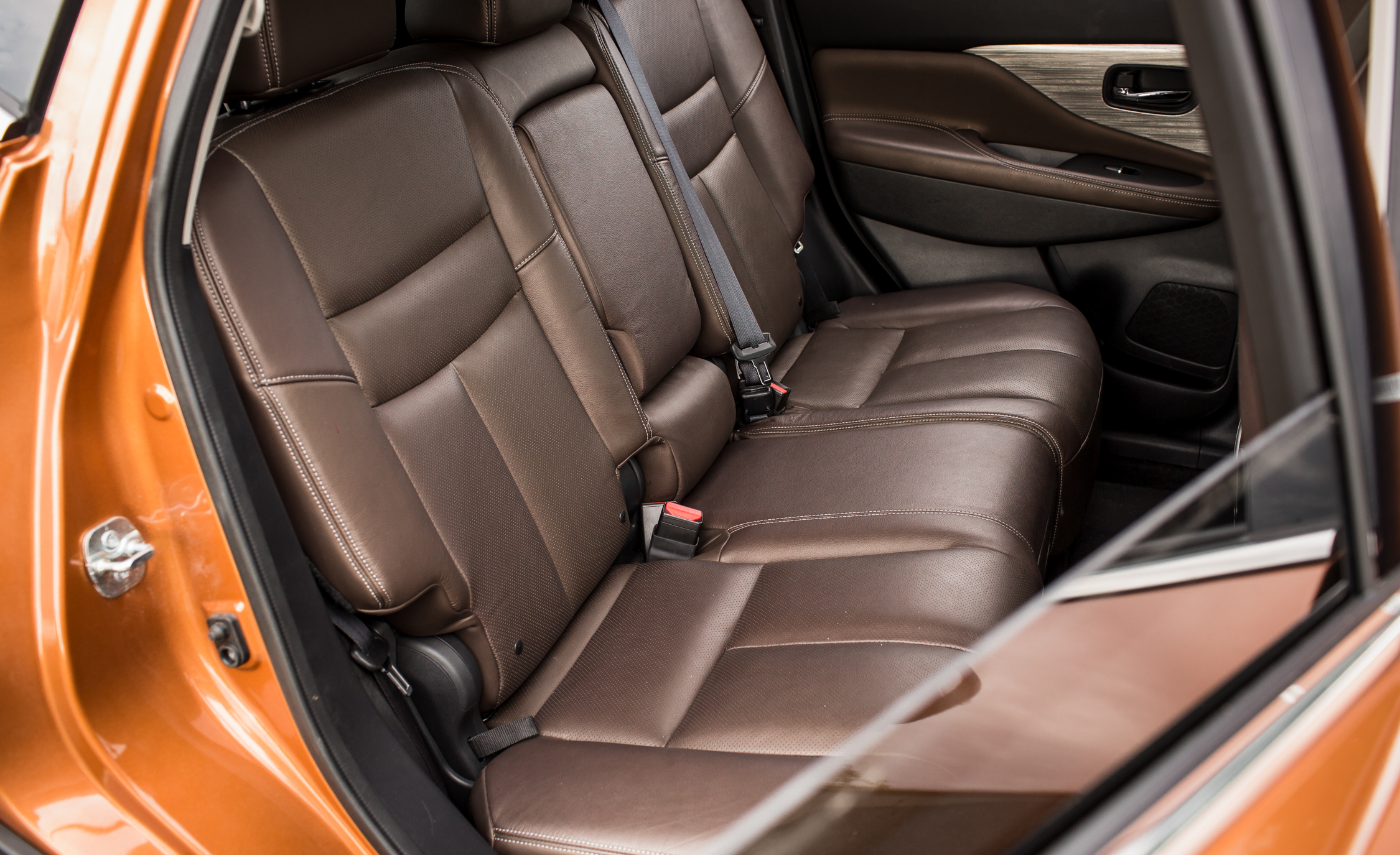2015 Nissan Murano Platinum CVT AWD (Photo 22 of 27)