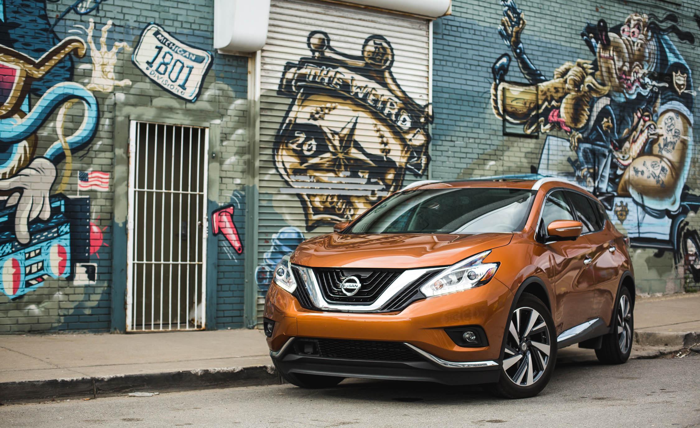 2015 Nissan Murano Platinum AWD (Photo 7 of 27)
