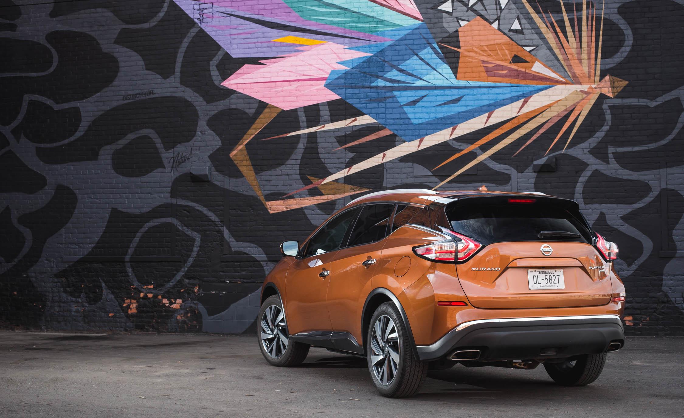 2015 Nissan Murano Platinum AWD (Photo 9 of 27)