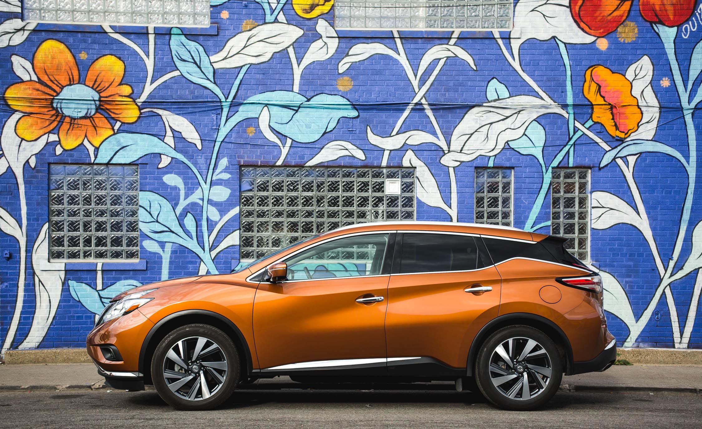2015 Nissan Murano Platinum AWD (Photo 10 of 27)