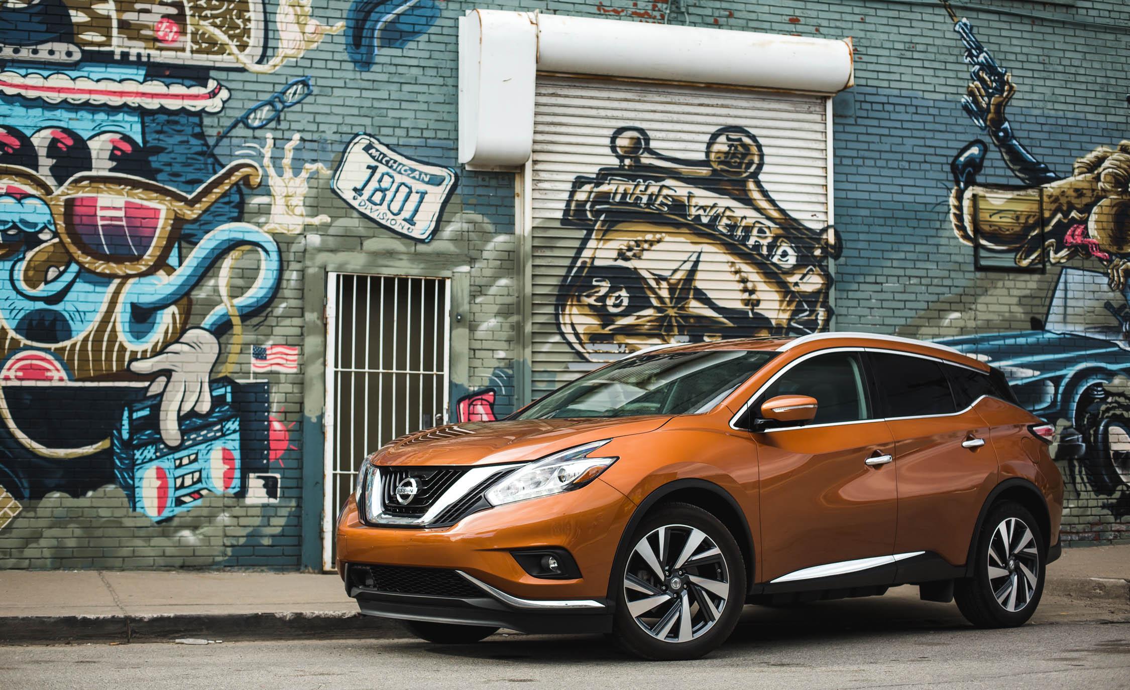 2015 Nissan Murano Platinum AWD (Photo 11 of 27)