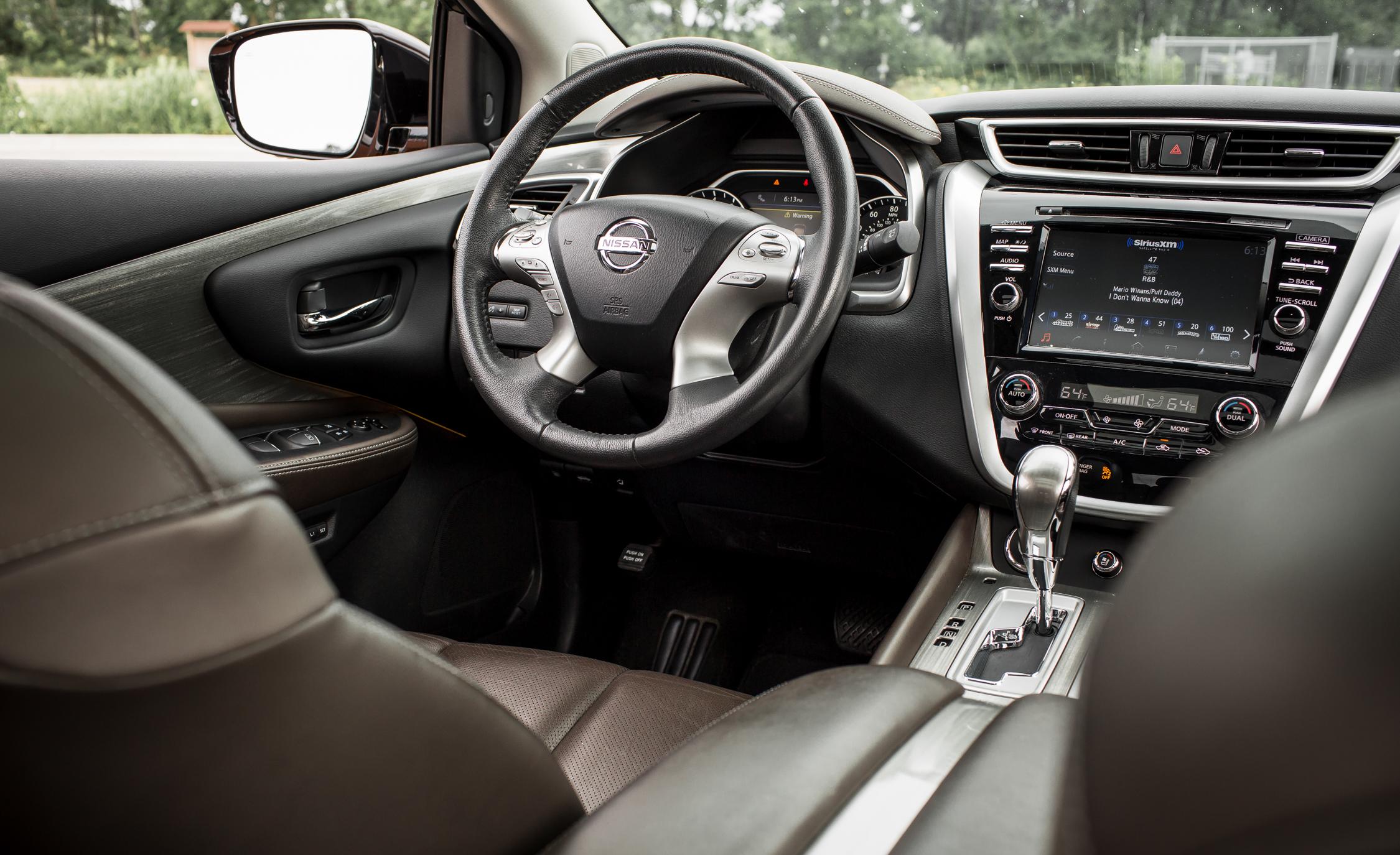 2015 Nissan Murano Platinum CVT AWD (Photo 19 of 27)