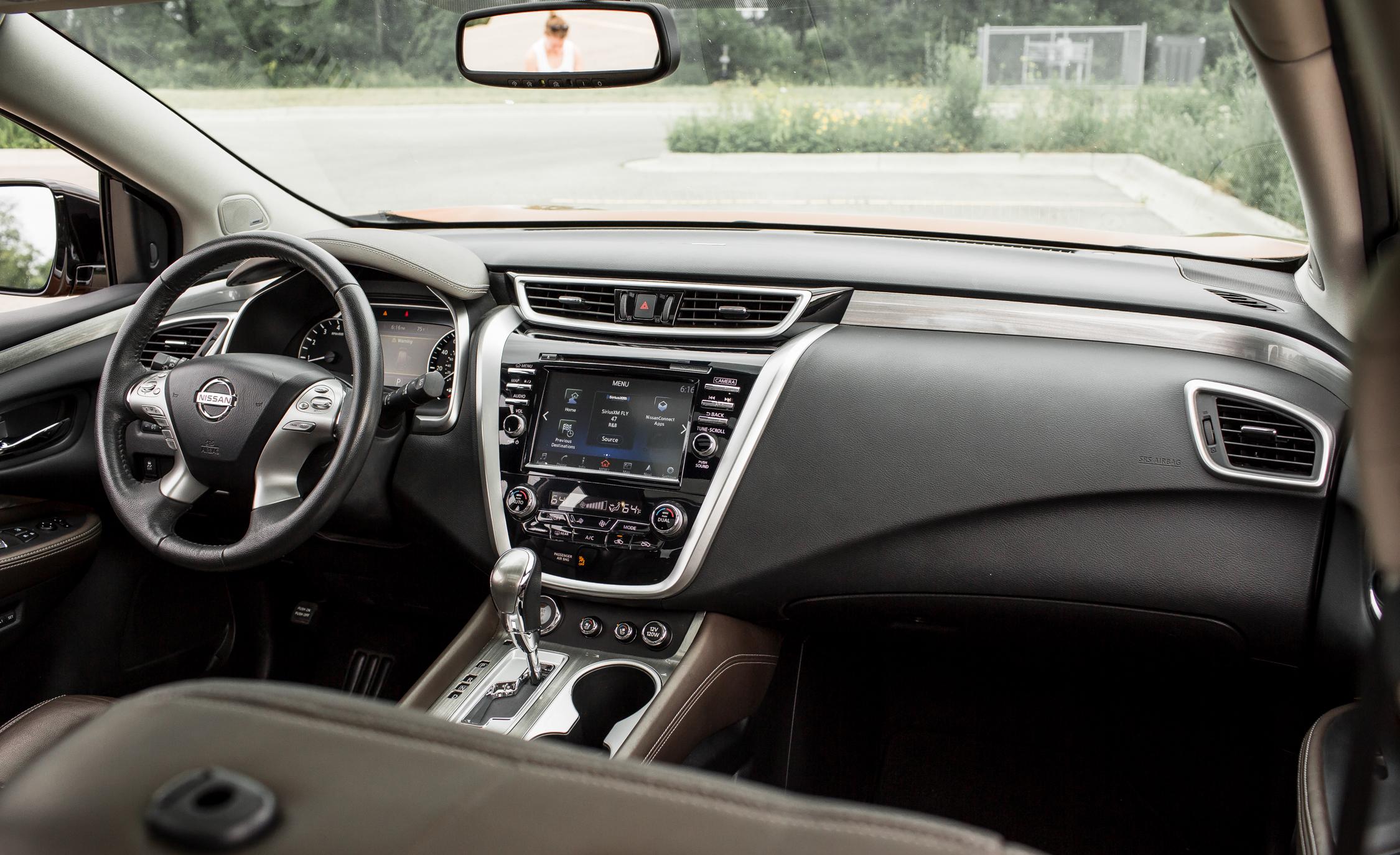 2015 Nissan Murano Platinum CVT AWD (Photo 20 of 27)