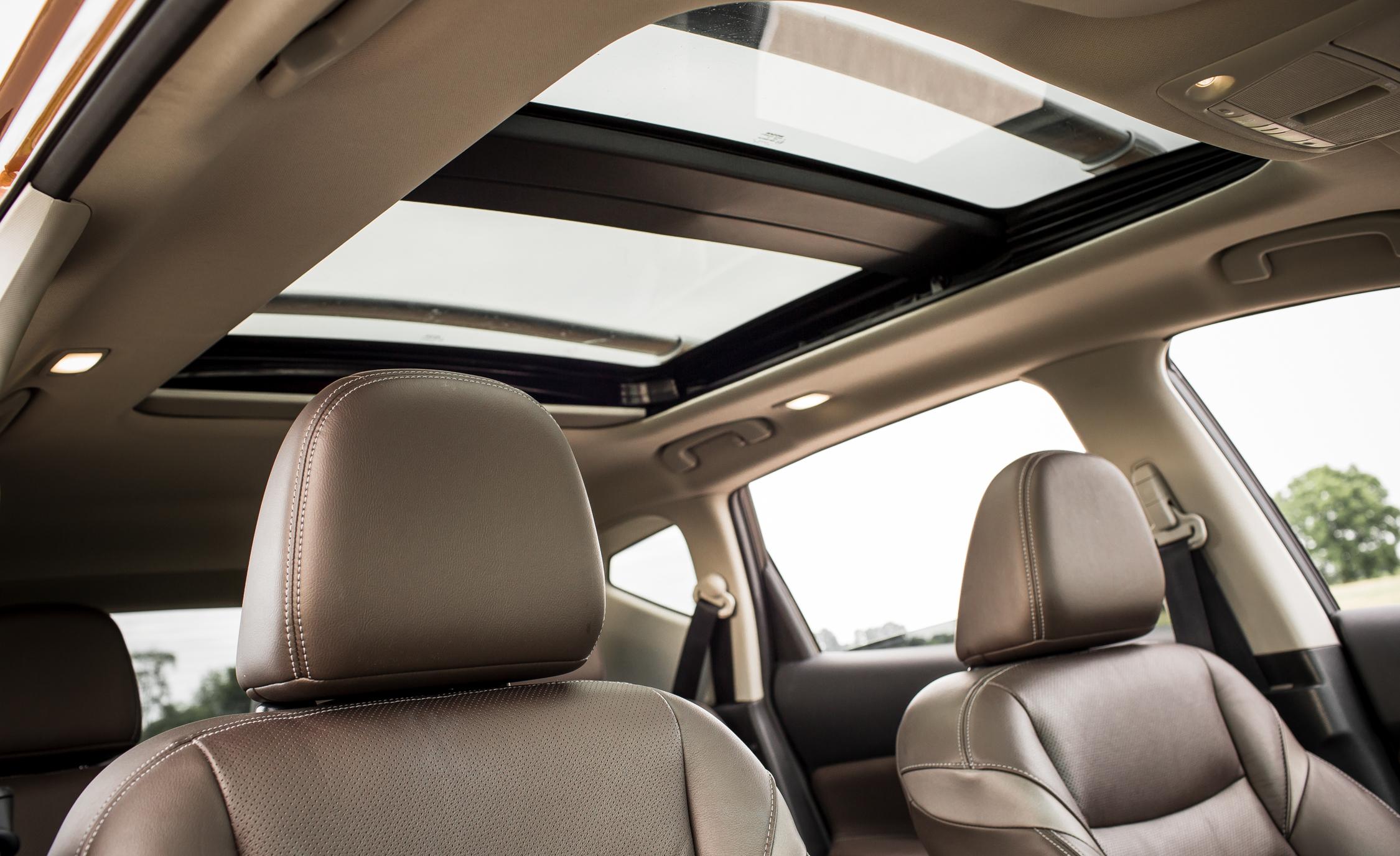 2015 Nissan Murano Platinum CVT AWD (Photo 23 of 27)