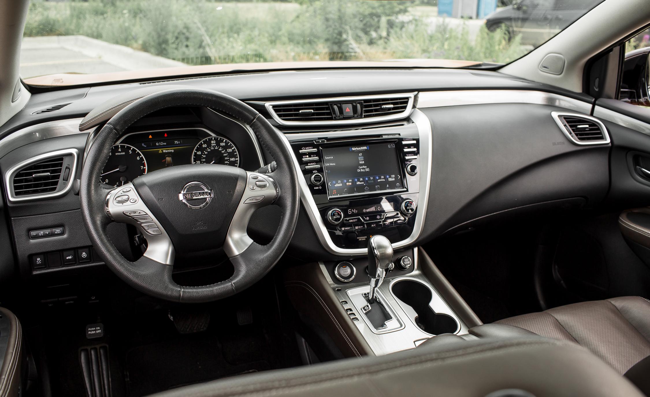 2015 Nissan Murano Platinum CVT AWD (Photo 24 of 27)