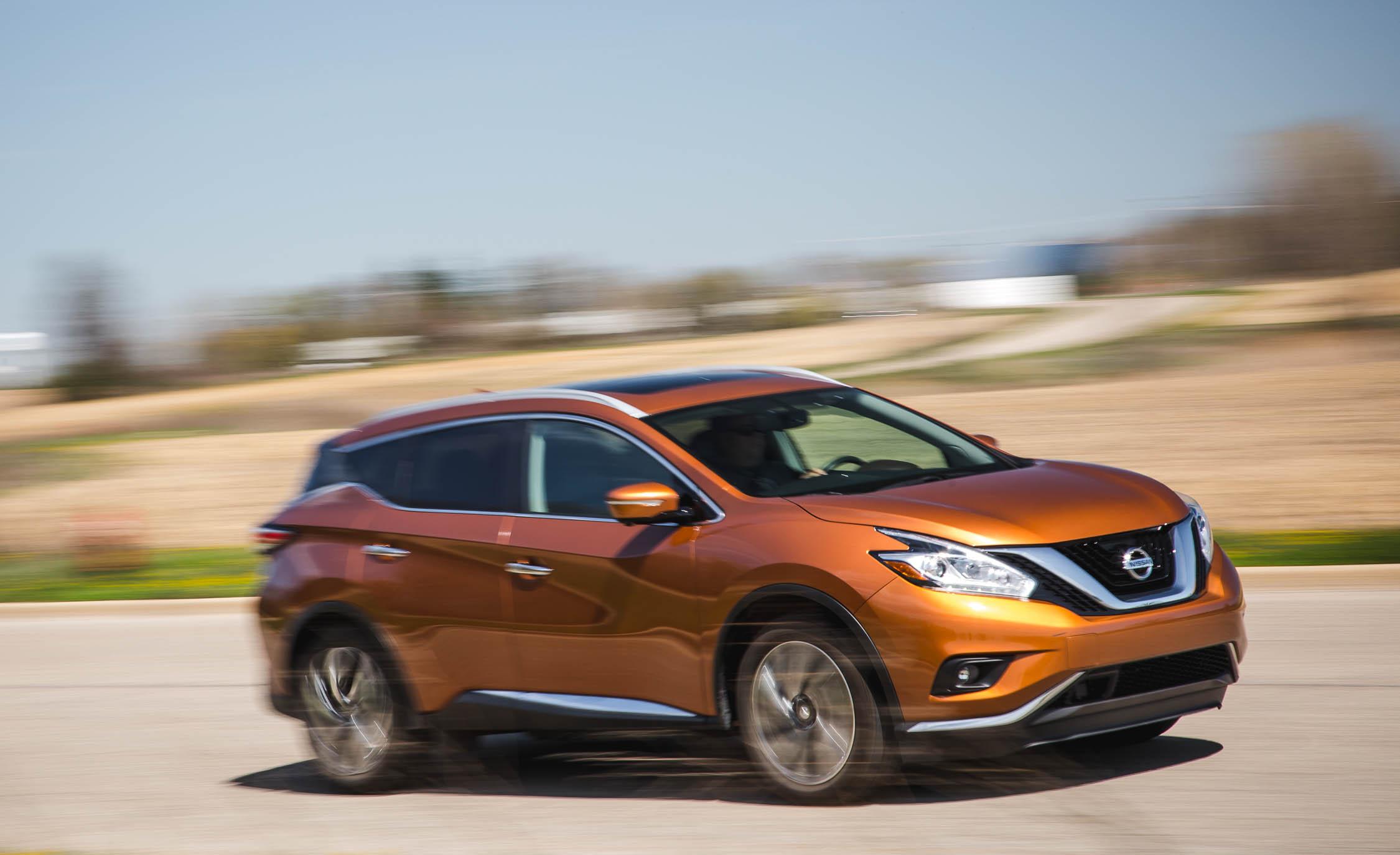 2015 Nissan Murano Platinum AWD (Photo 12 of 27)