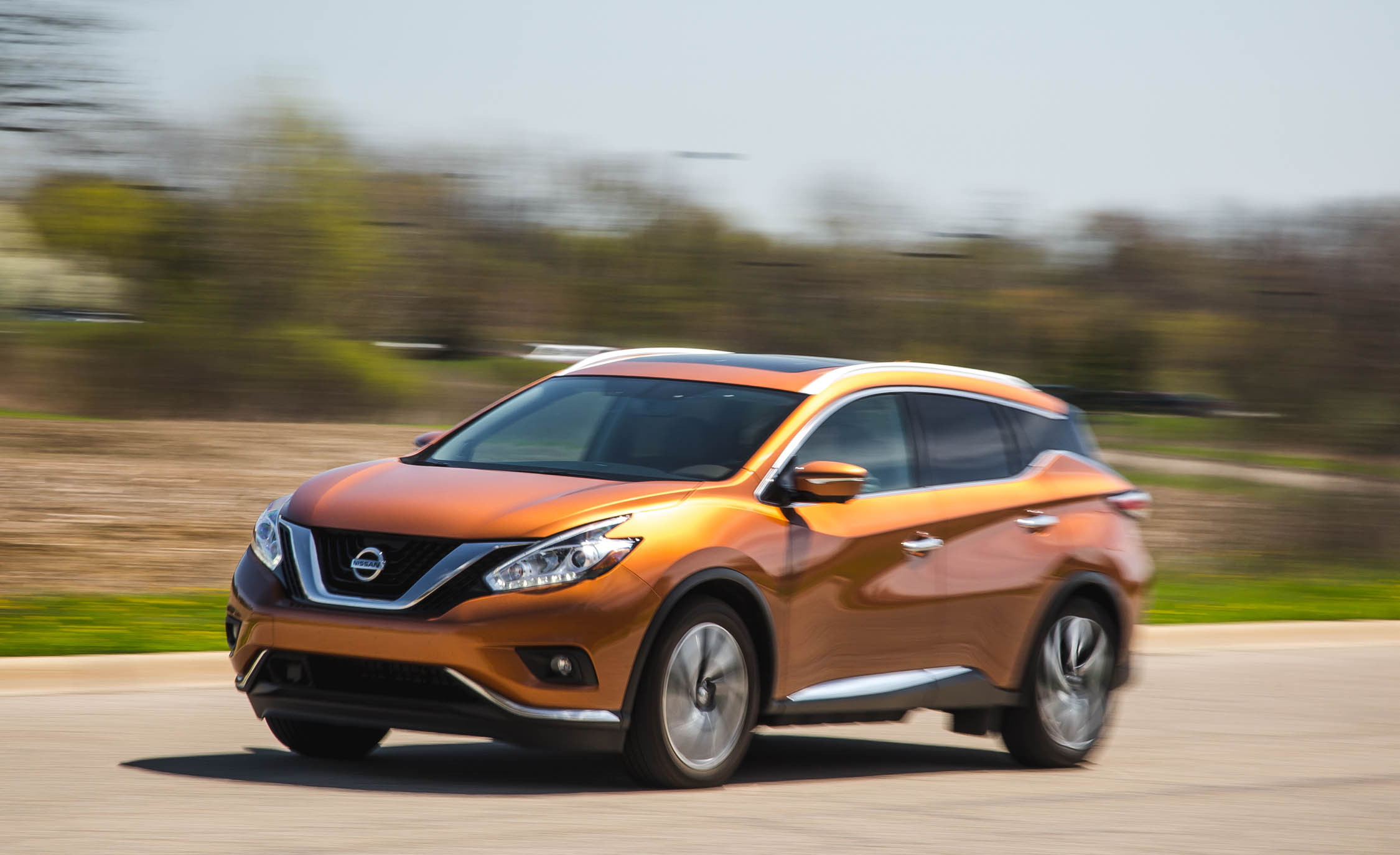Featured Image of 2015 Nissan Murano