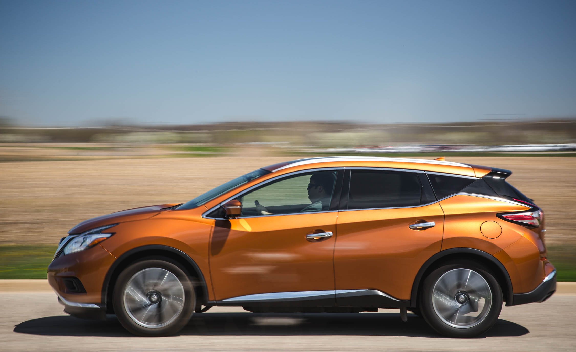 2015 Nissan Murano Platinum AWD (Photo 15 of 27)