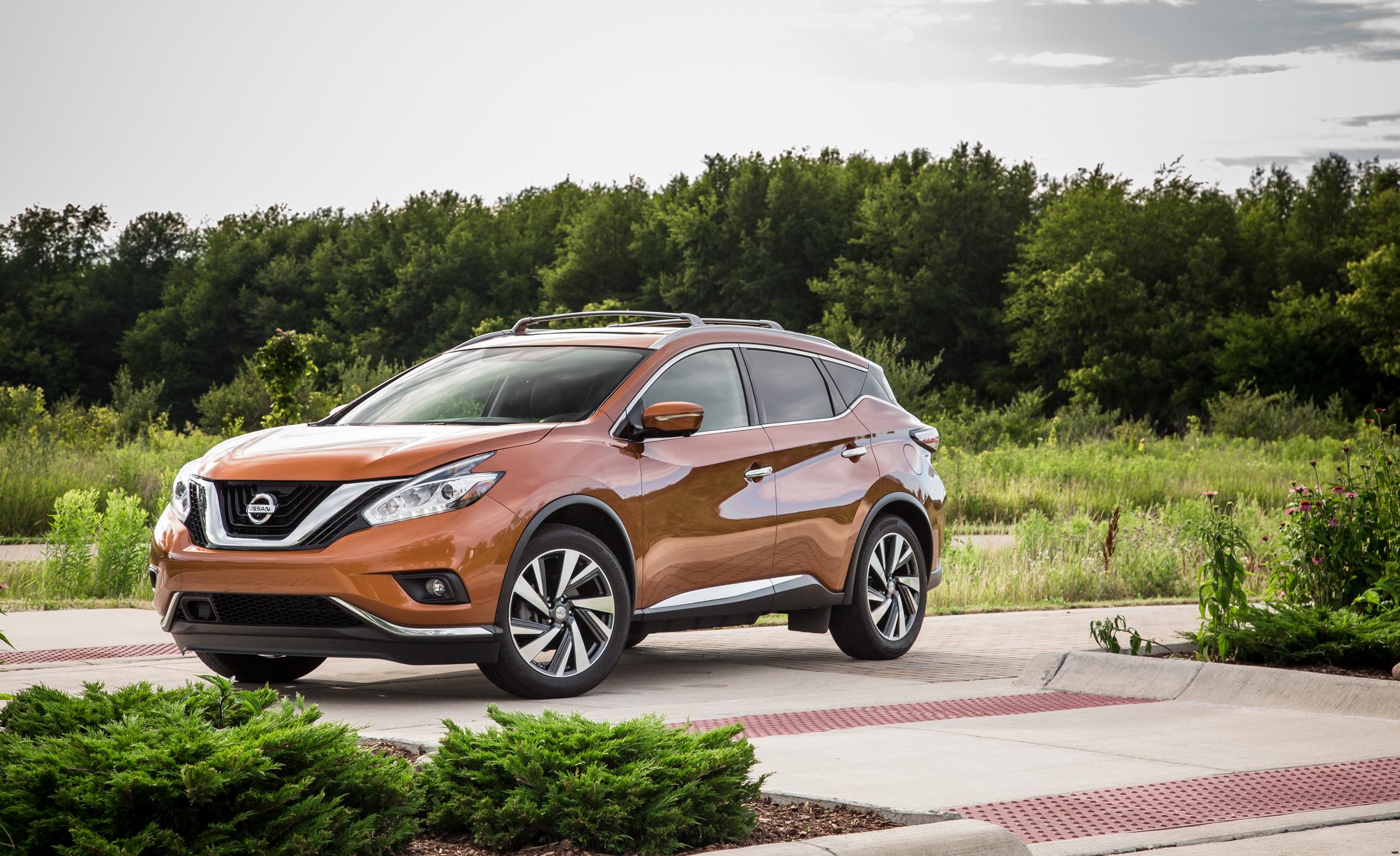 2015 Nissan Murano Platinum CVT AWD (Photo 26 of 27)