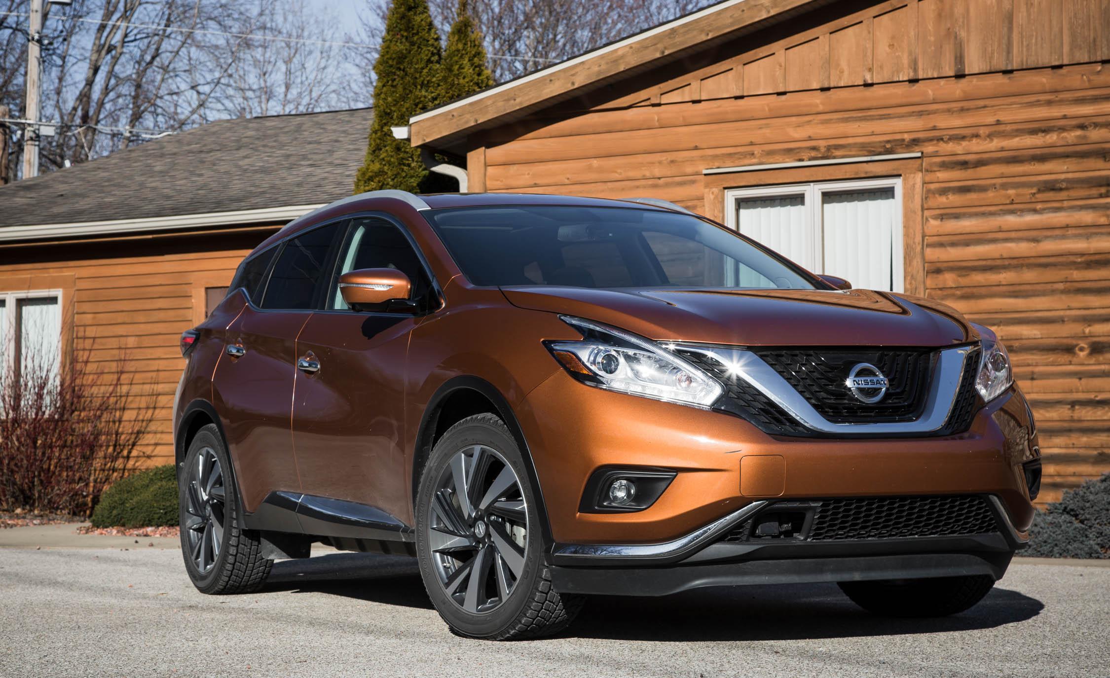 2015 Nissan Murano Platinum AWD (Photo 1 of 27)