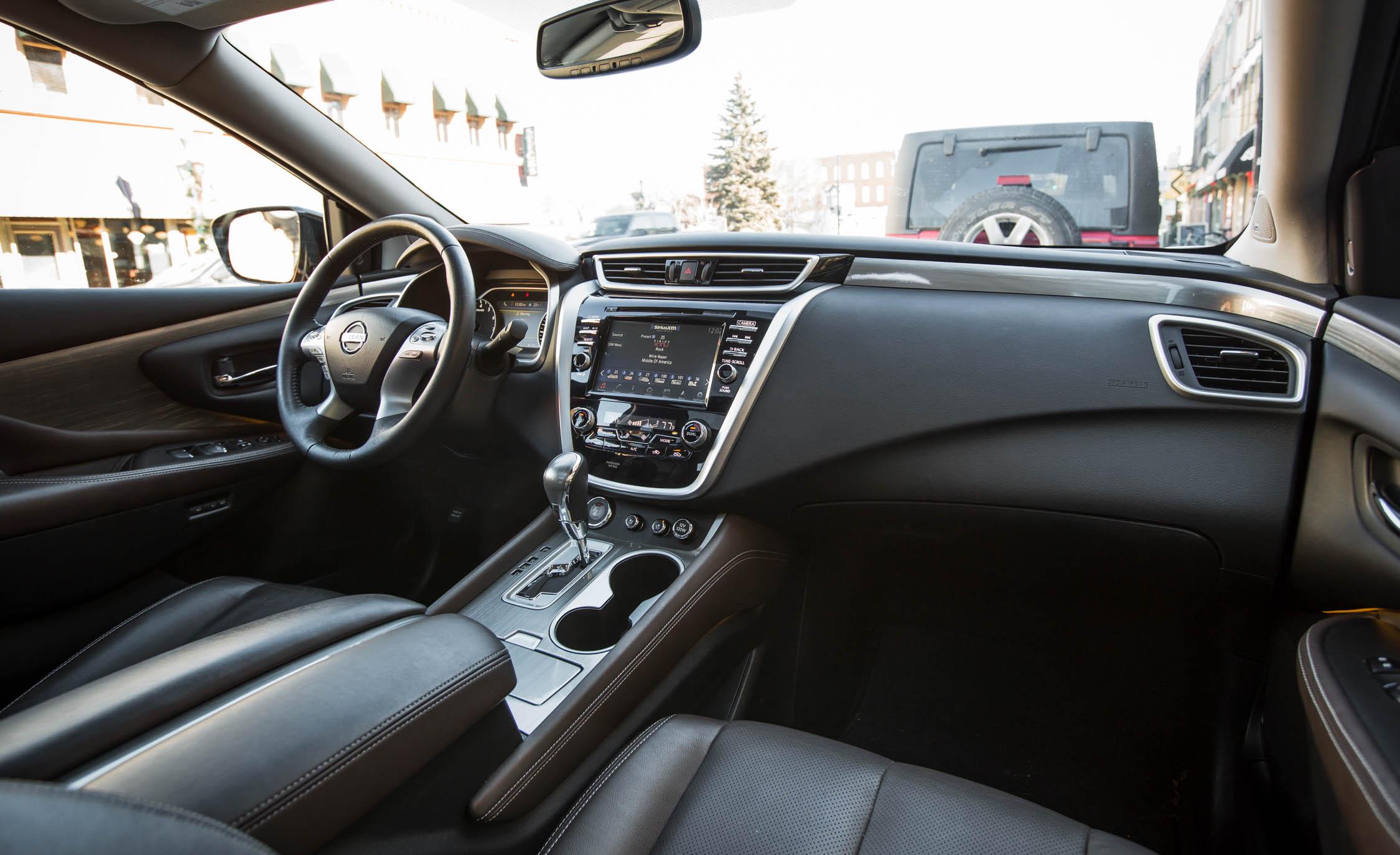 2015 Nissan Murano Platinum AWD (Photo 4 of 27)