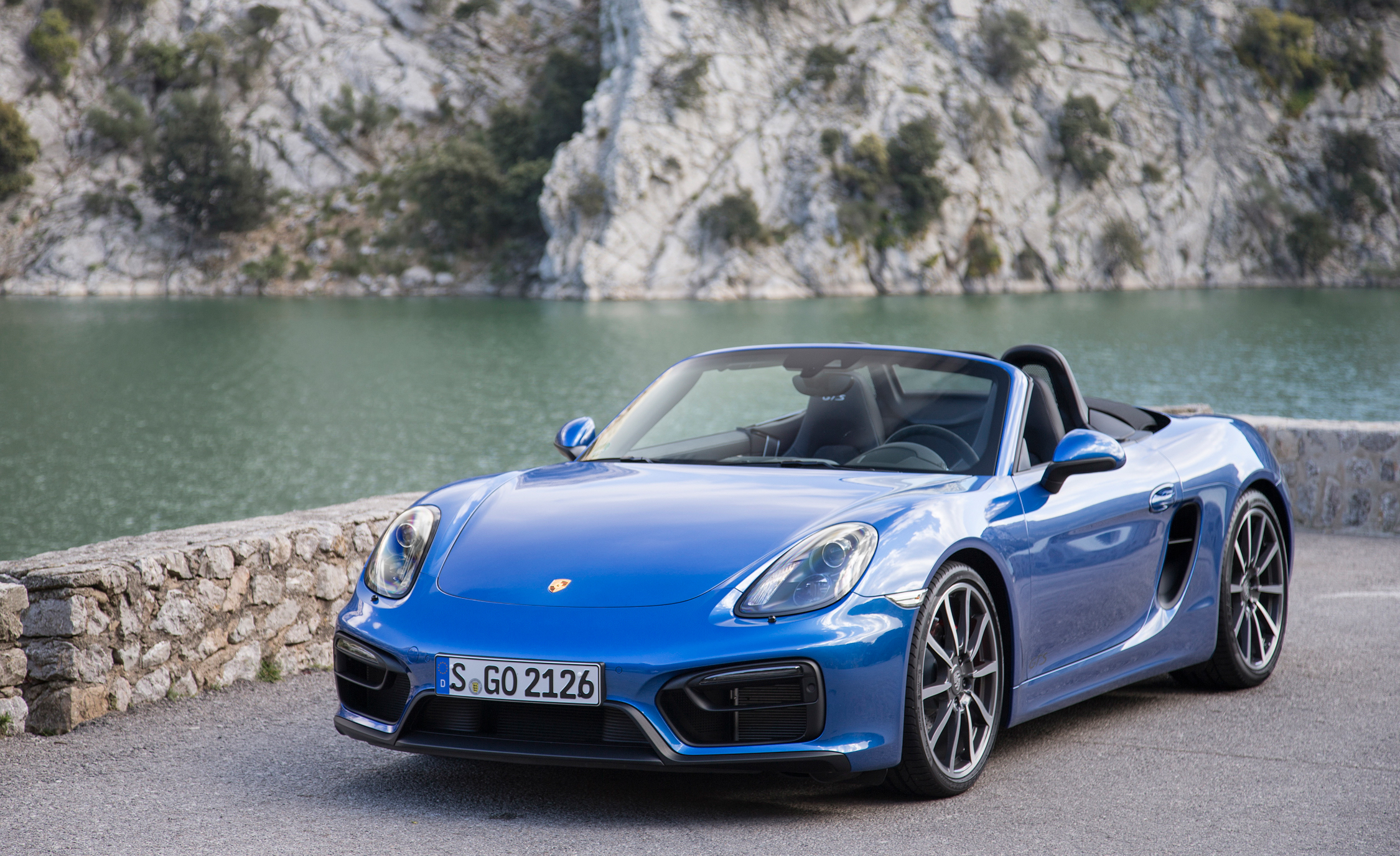2015 Porsche Boxster GTS (Photo 21 of 24)