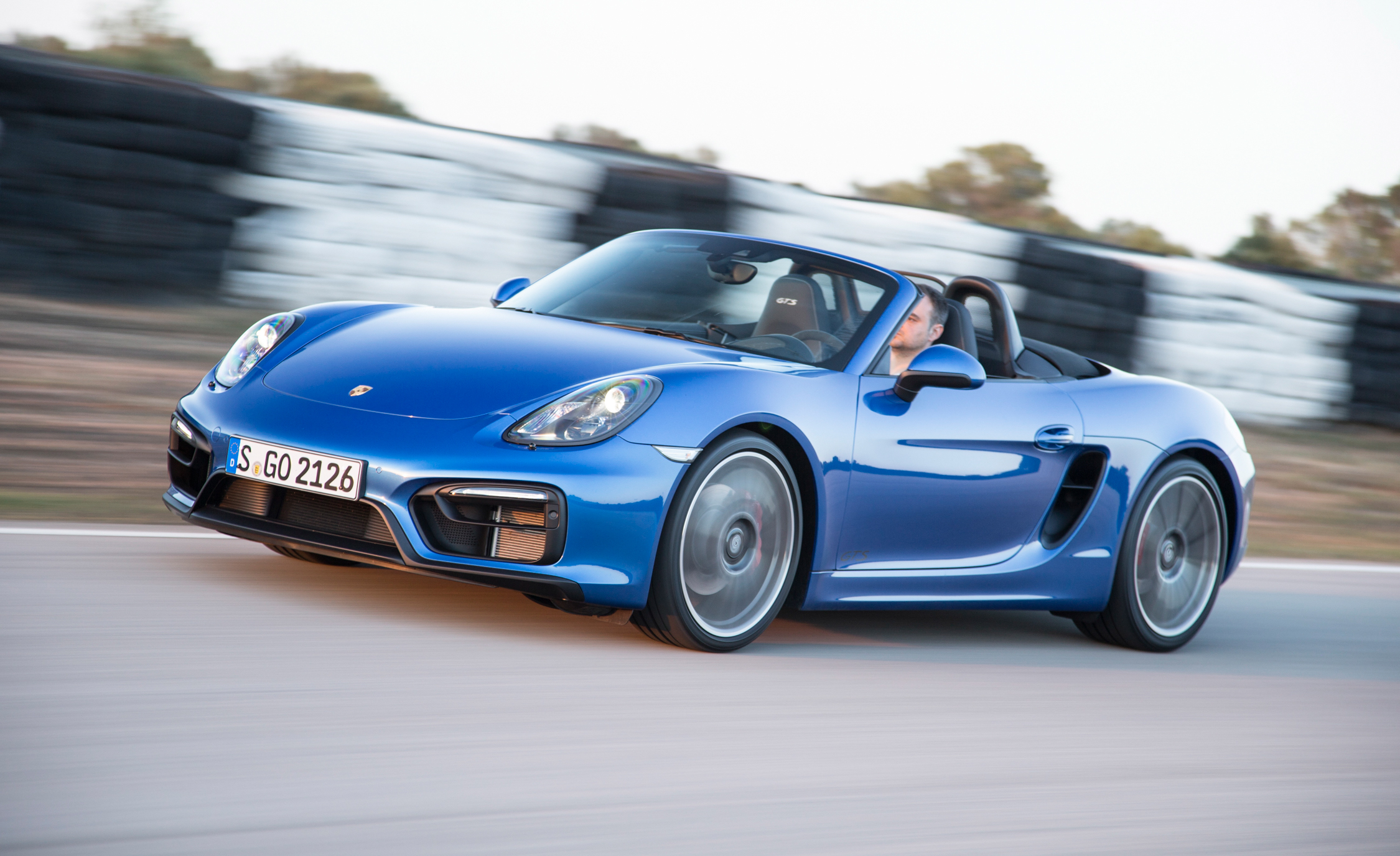 Featured Image of 2015 Porsche Boxster GTS