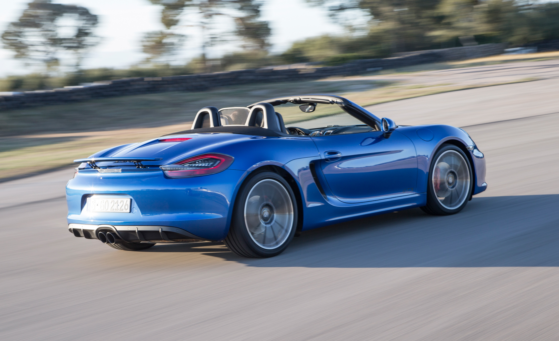 2015 Porsche Boxster GTS (Photo 5 of 24)