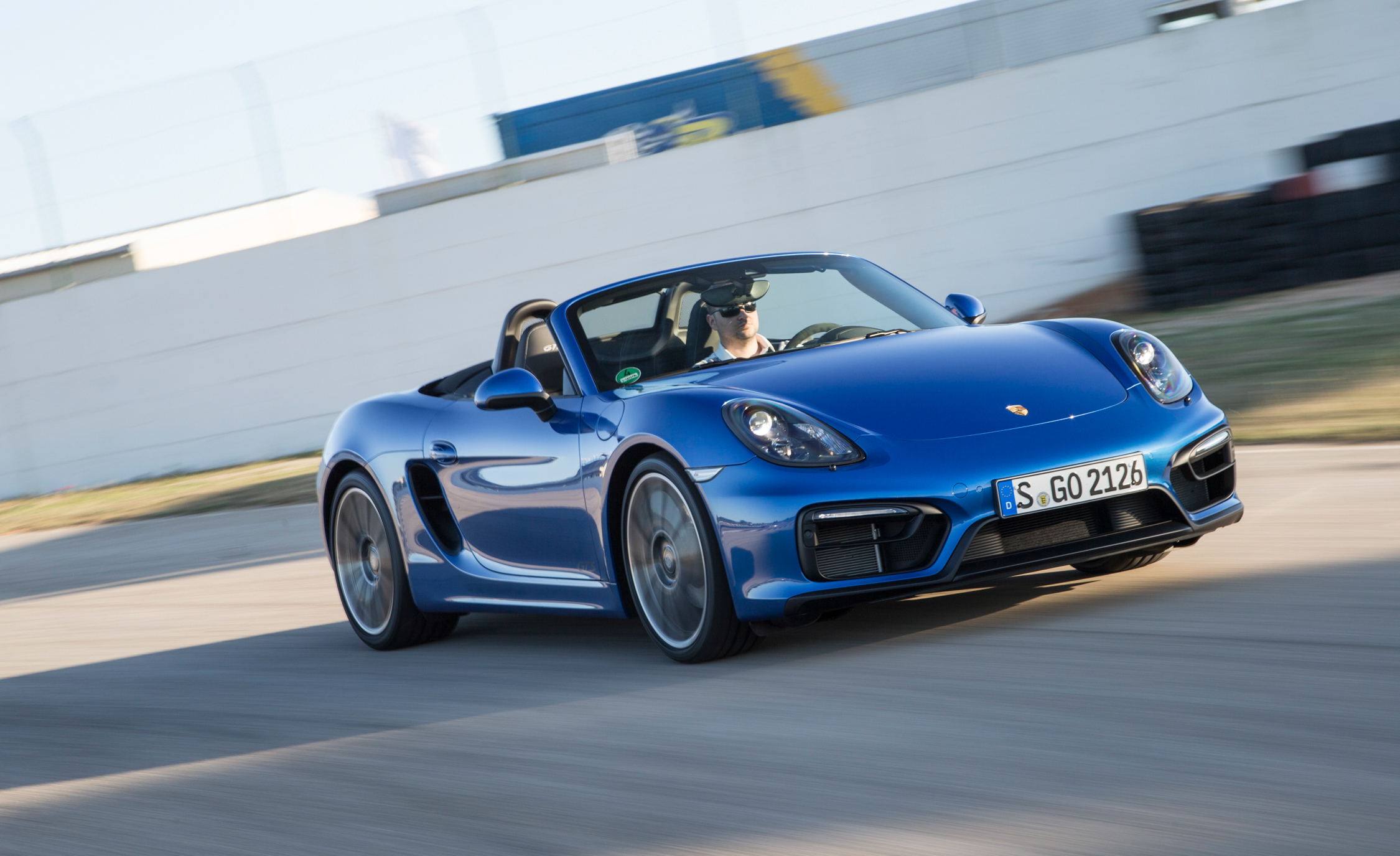 2015 Porsche Boxster GTS (Photo 9 of 24)