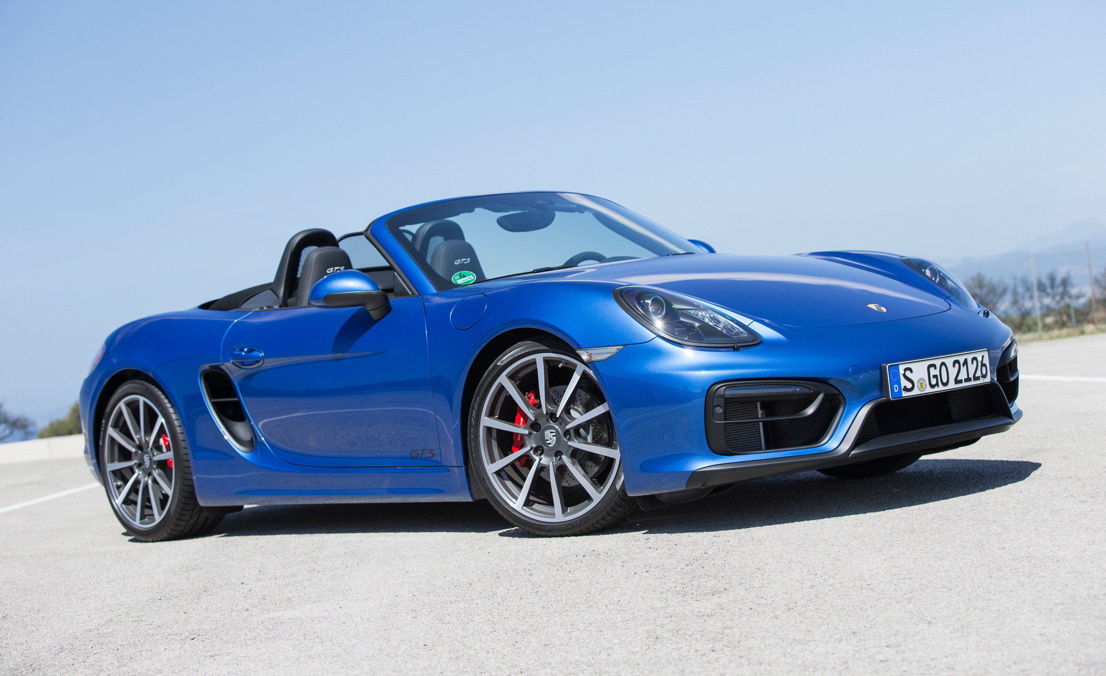 2015 Porsche Boxster GTS (Photo 16 of 24)