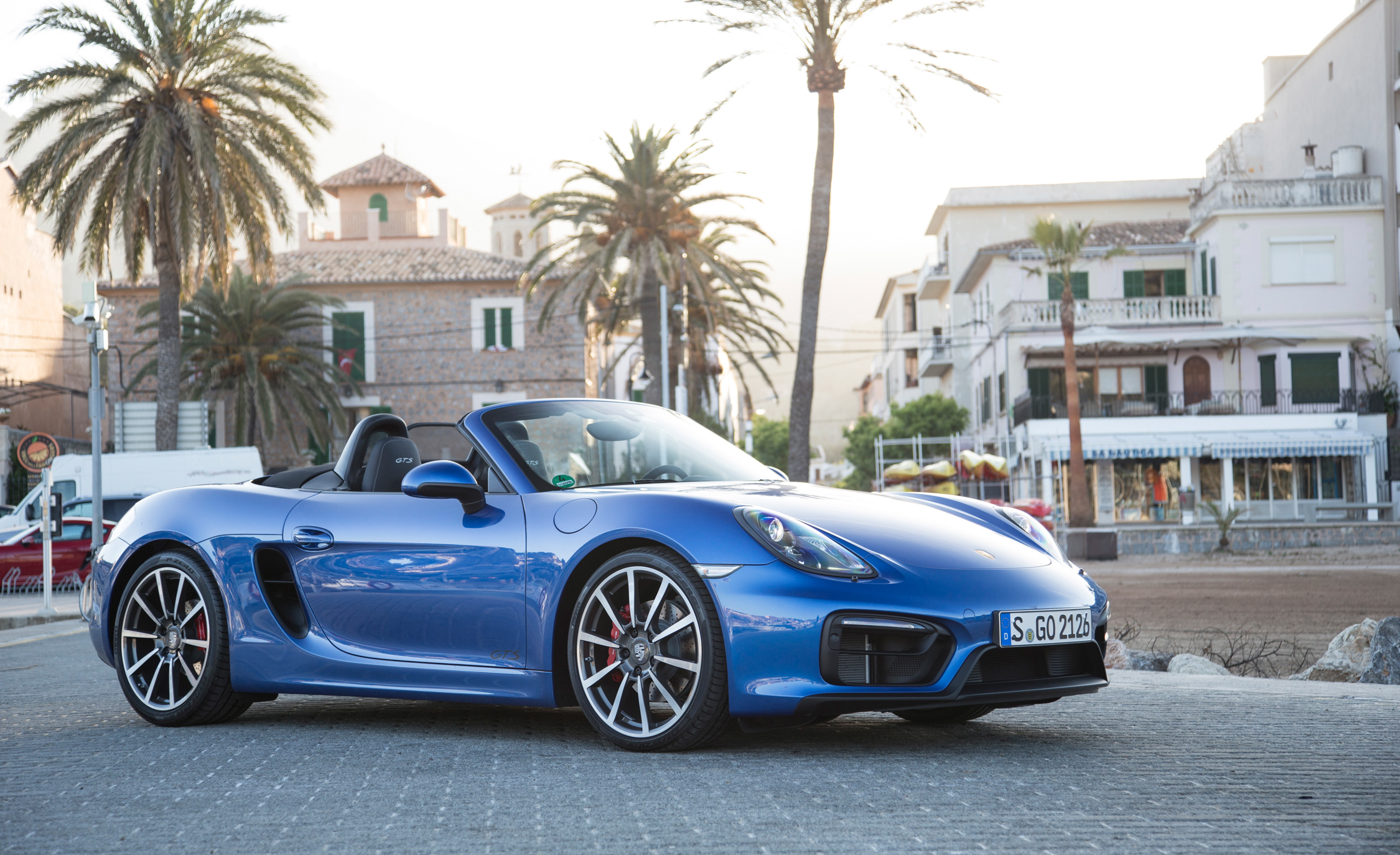 2015 Porsche Boxster GTS (Photo 2 of 24)