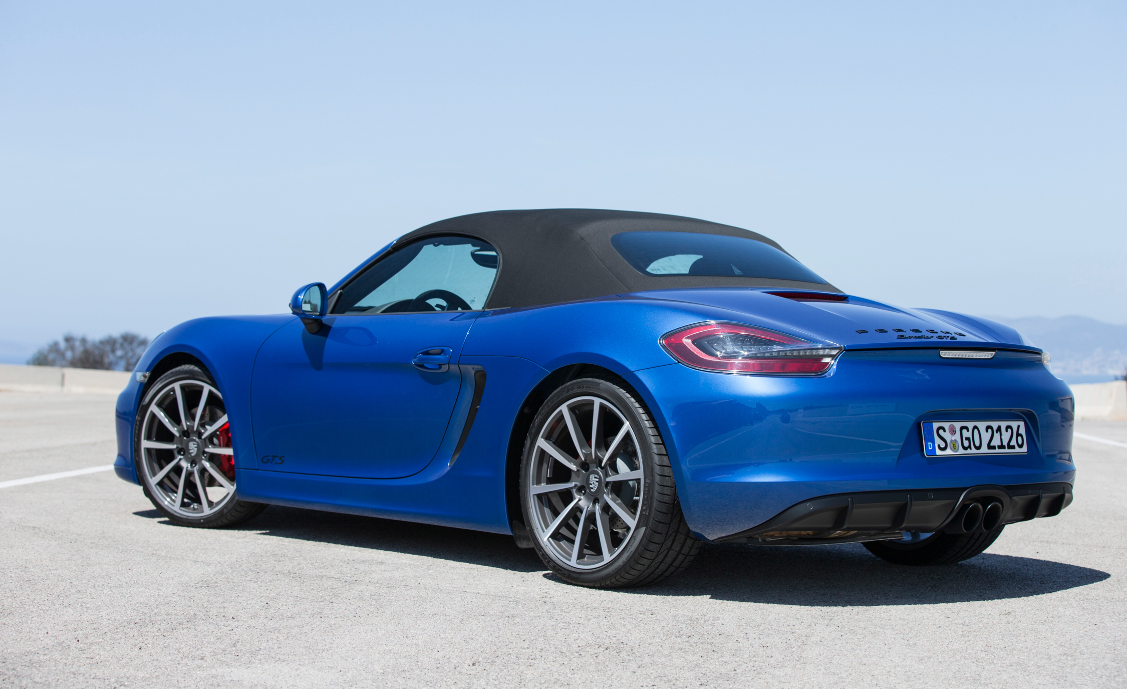 2015 Porsche Boxster GTS (Photo 11 of 24)