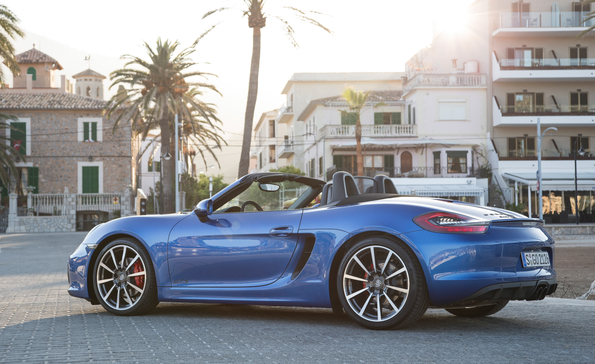 2015 Porsche Boxster GTS (Photo 17 of 24)