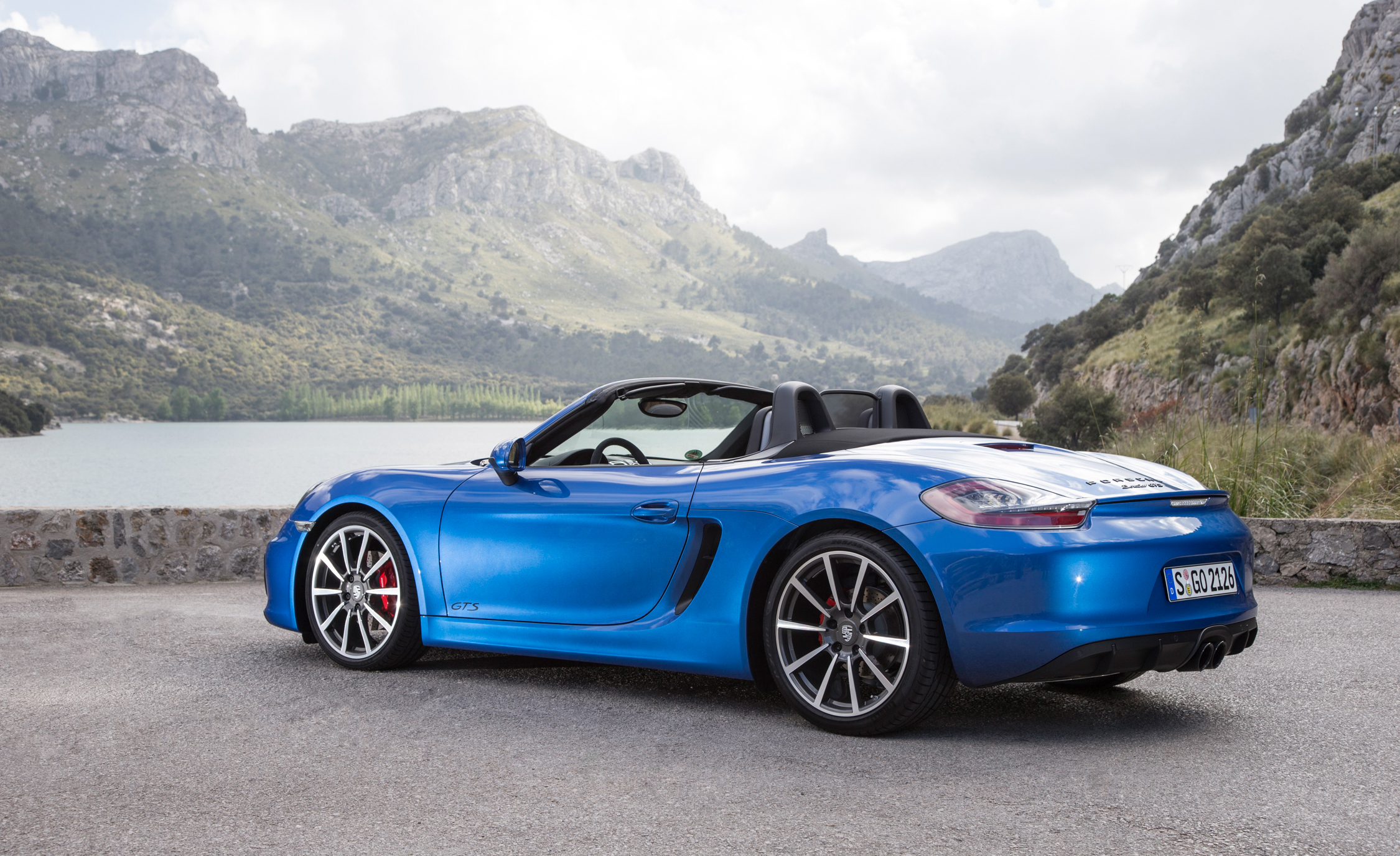 2015 Porsche Boxster GTS (Photo 18 of 24)