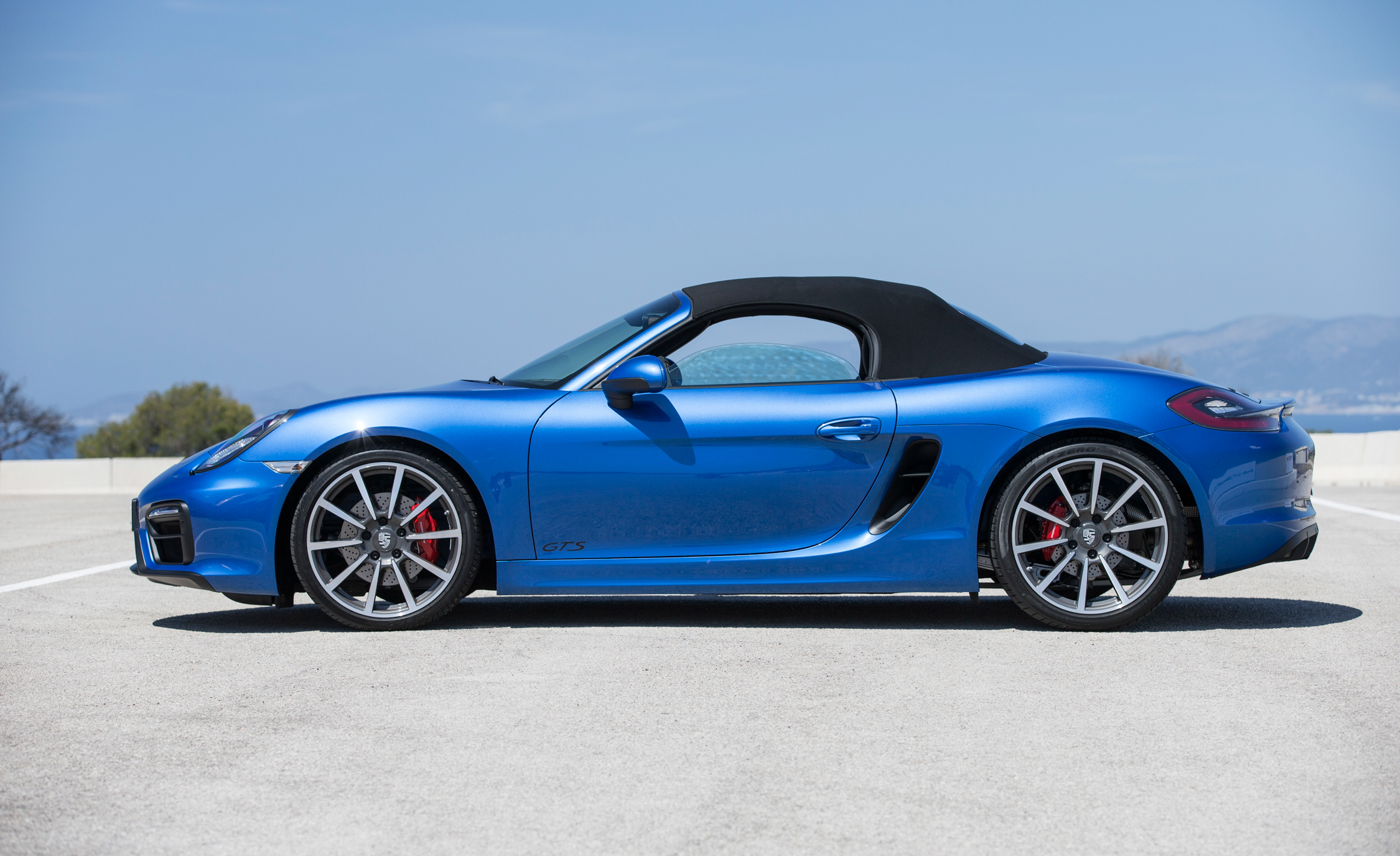 2015 Porsche Boxster GTS (Photo 12 of 24)