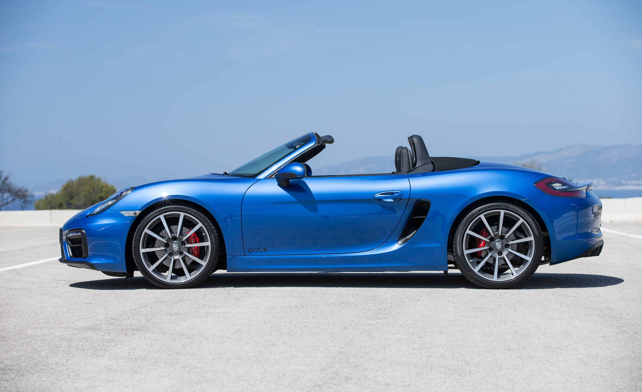 2015 Porsche Boxster GTS (Photo 13 of 24)