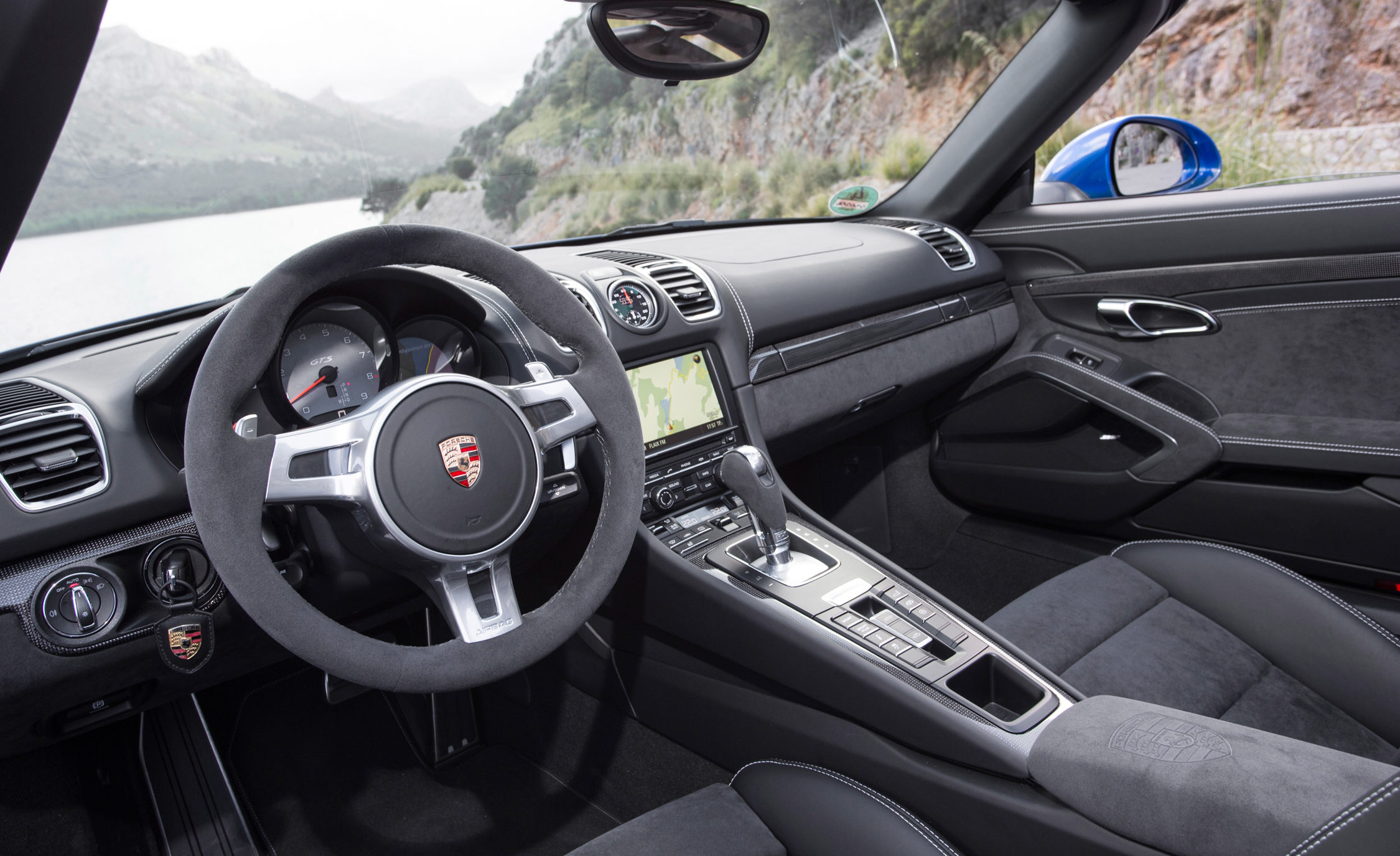 2015 Porsche Boxster GTS Interior (Photo 23 of 24)