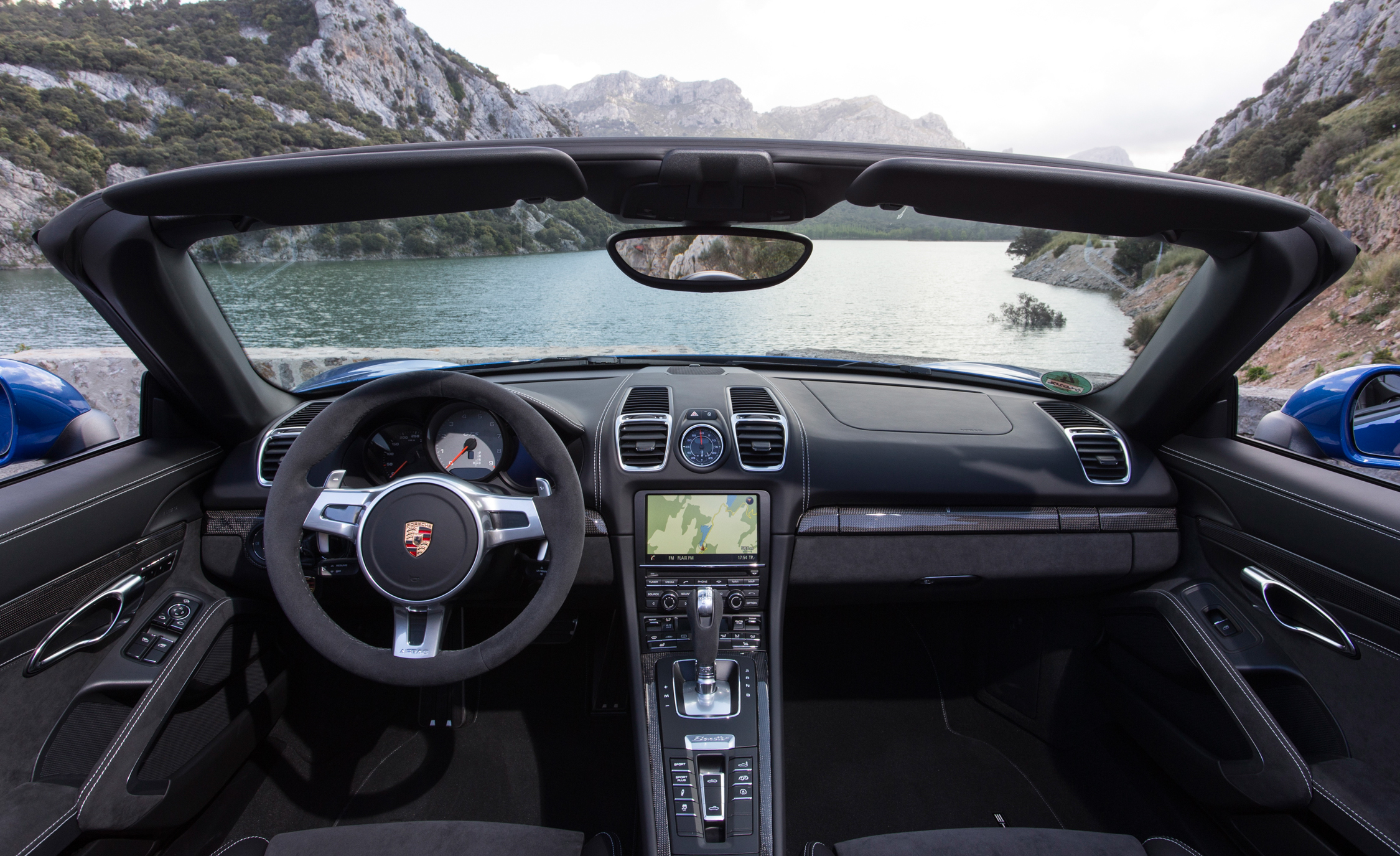 2015 Porsche Boxster GTS Interior (Photo 22 of 24)