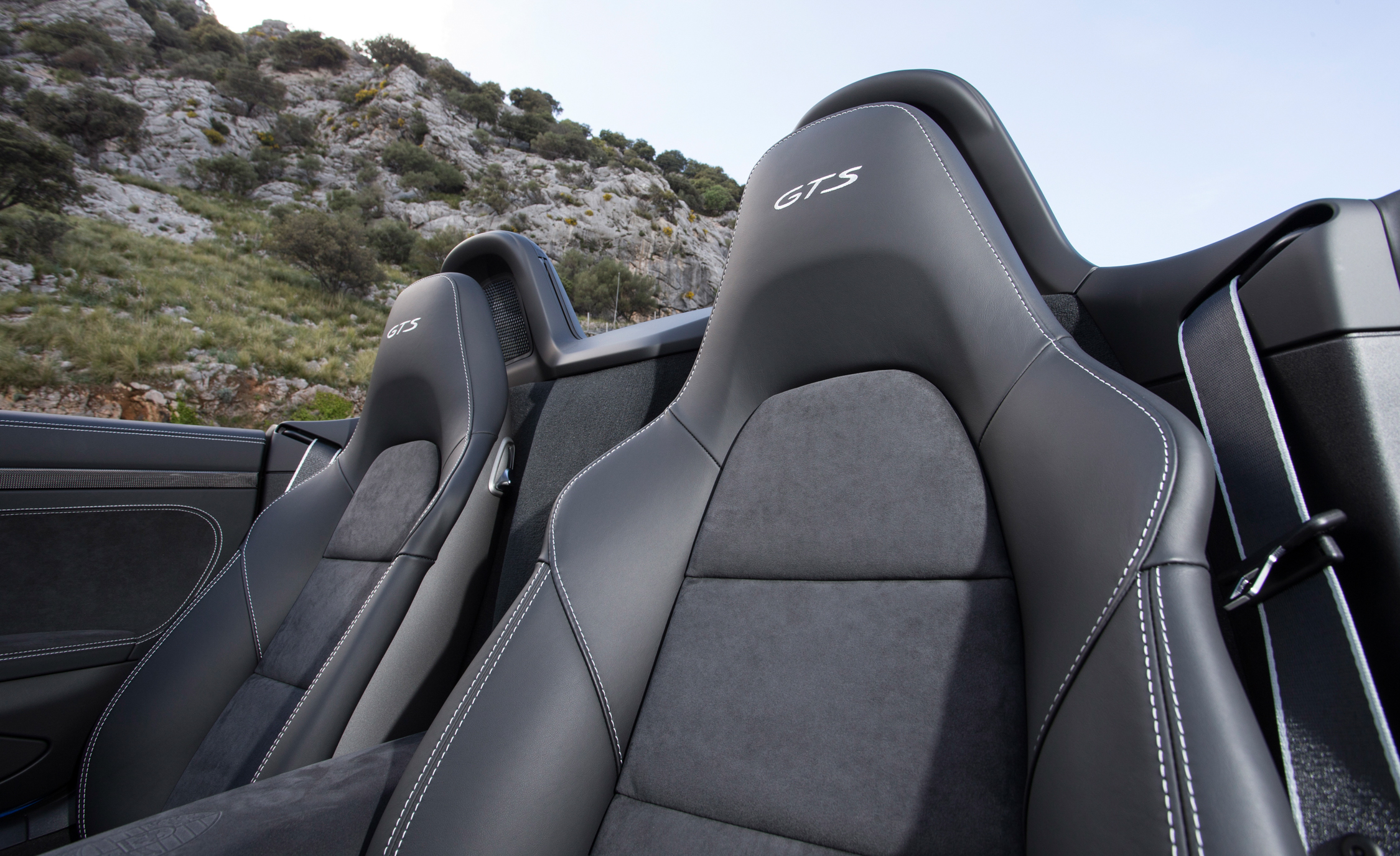 2015 Porsche Boxster GTS Seats (Photo 24 of 24)